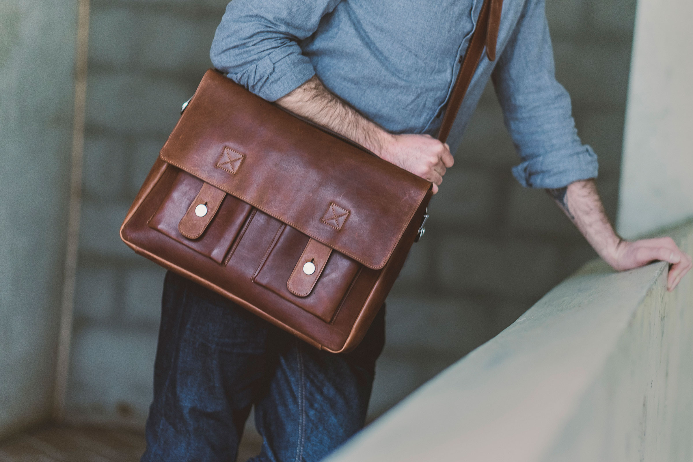 Quality Leather Accessories For Men