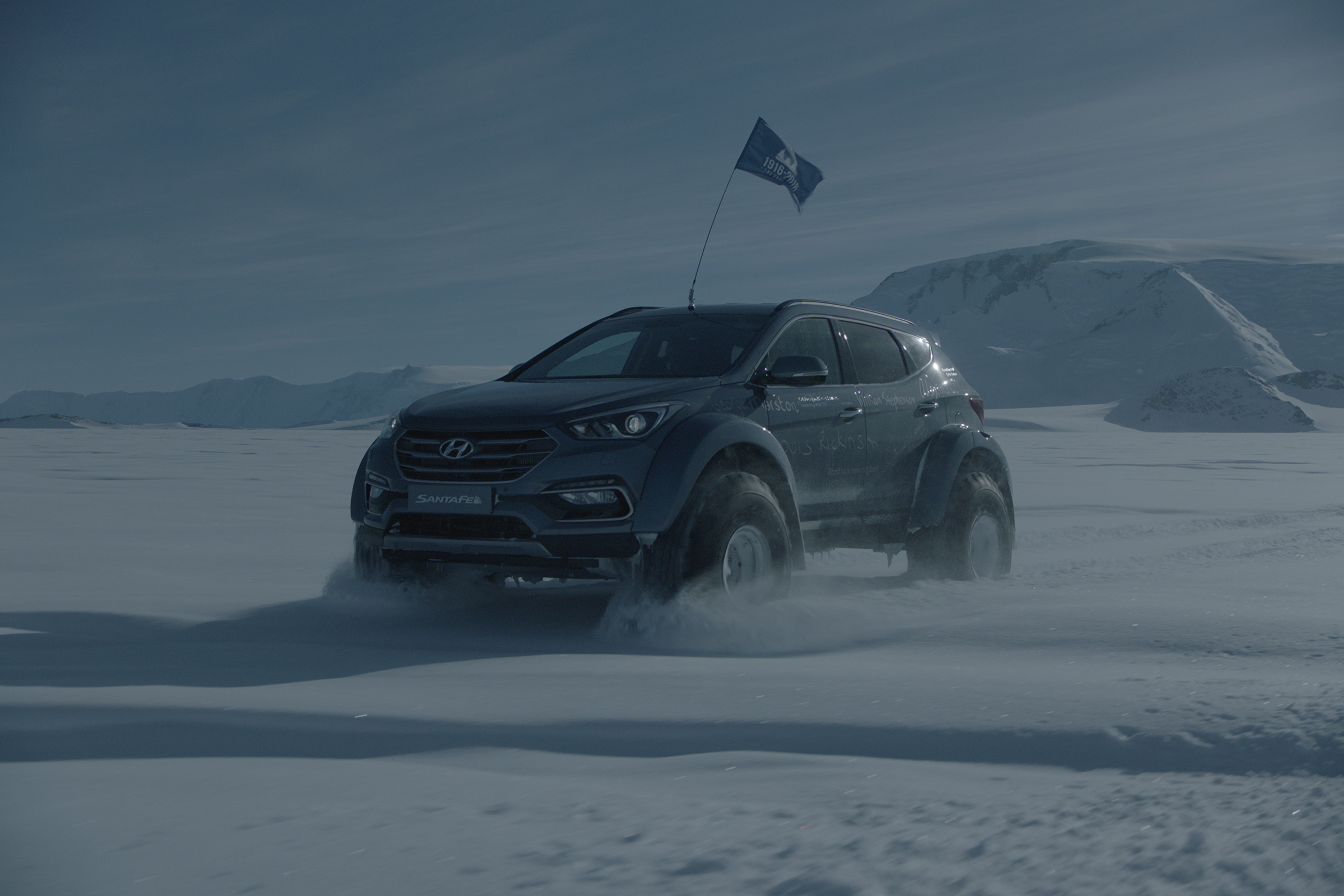 A Journey That Took 100 Years To Complete | Shackleton's Return With Hyundai