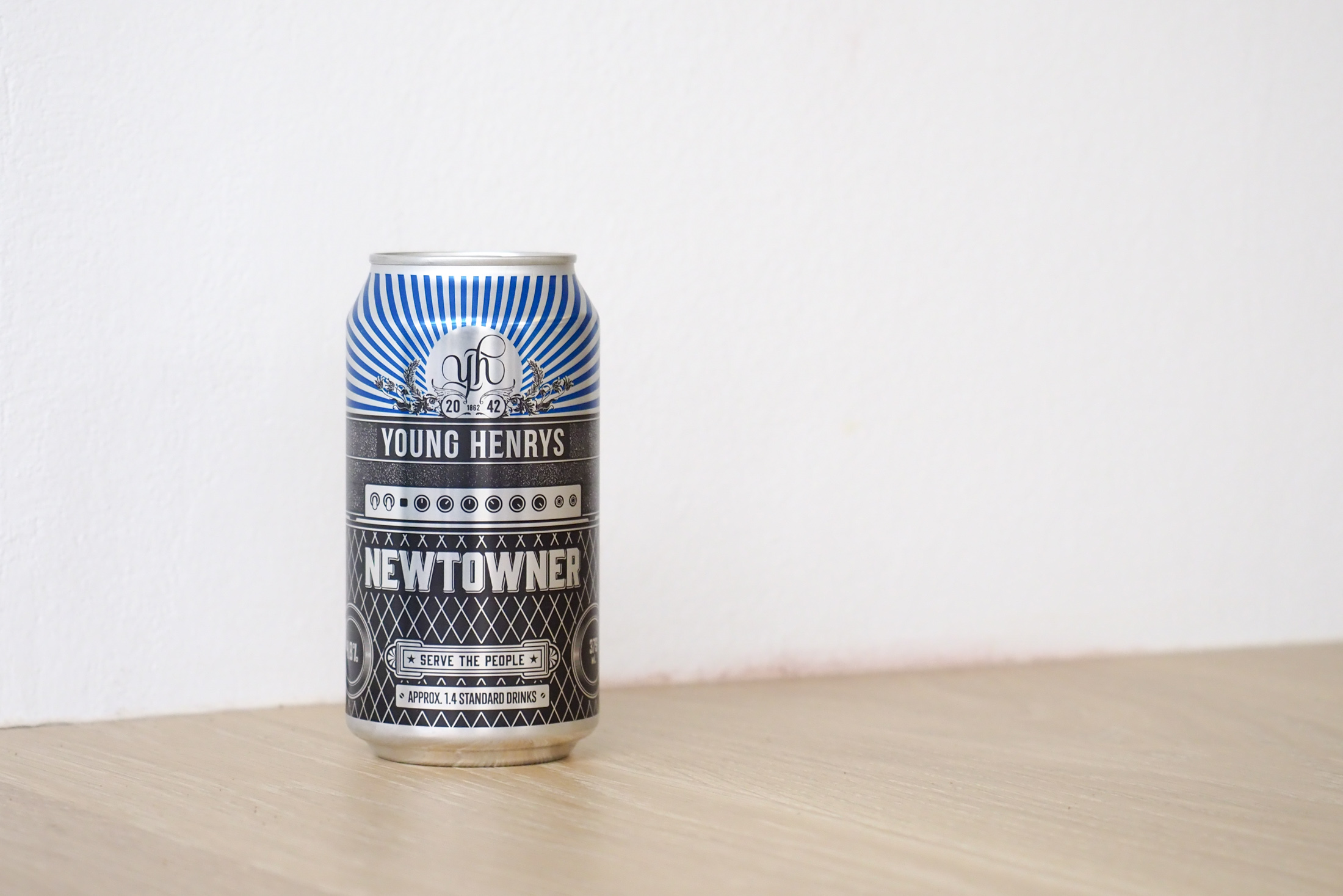 Monthly Beer Digest: Young Henrys Newtowner Review