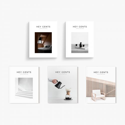 HEY GENTS Magazine Archive Bundle