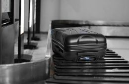 Sleek Smart Luggage For Your Next Trip | E-CASE