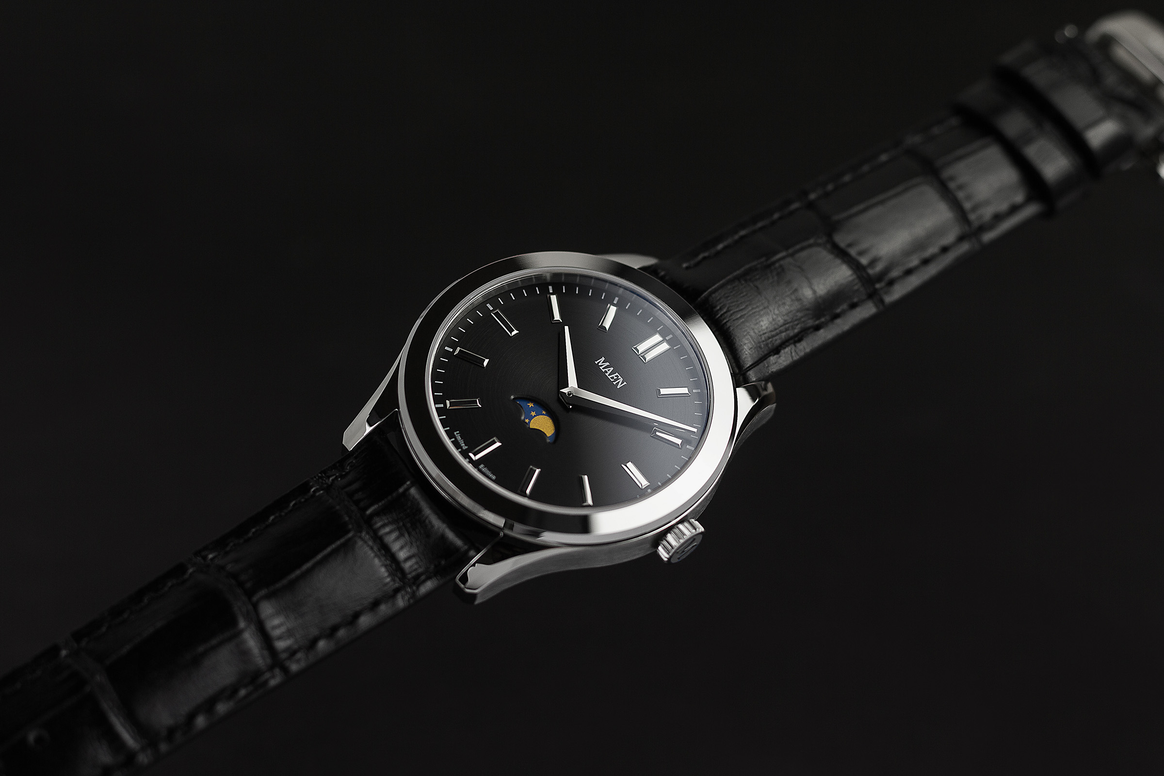 A New Elegant And Premium Watch By MAEN Watches