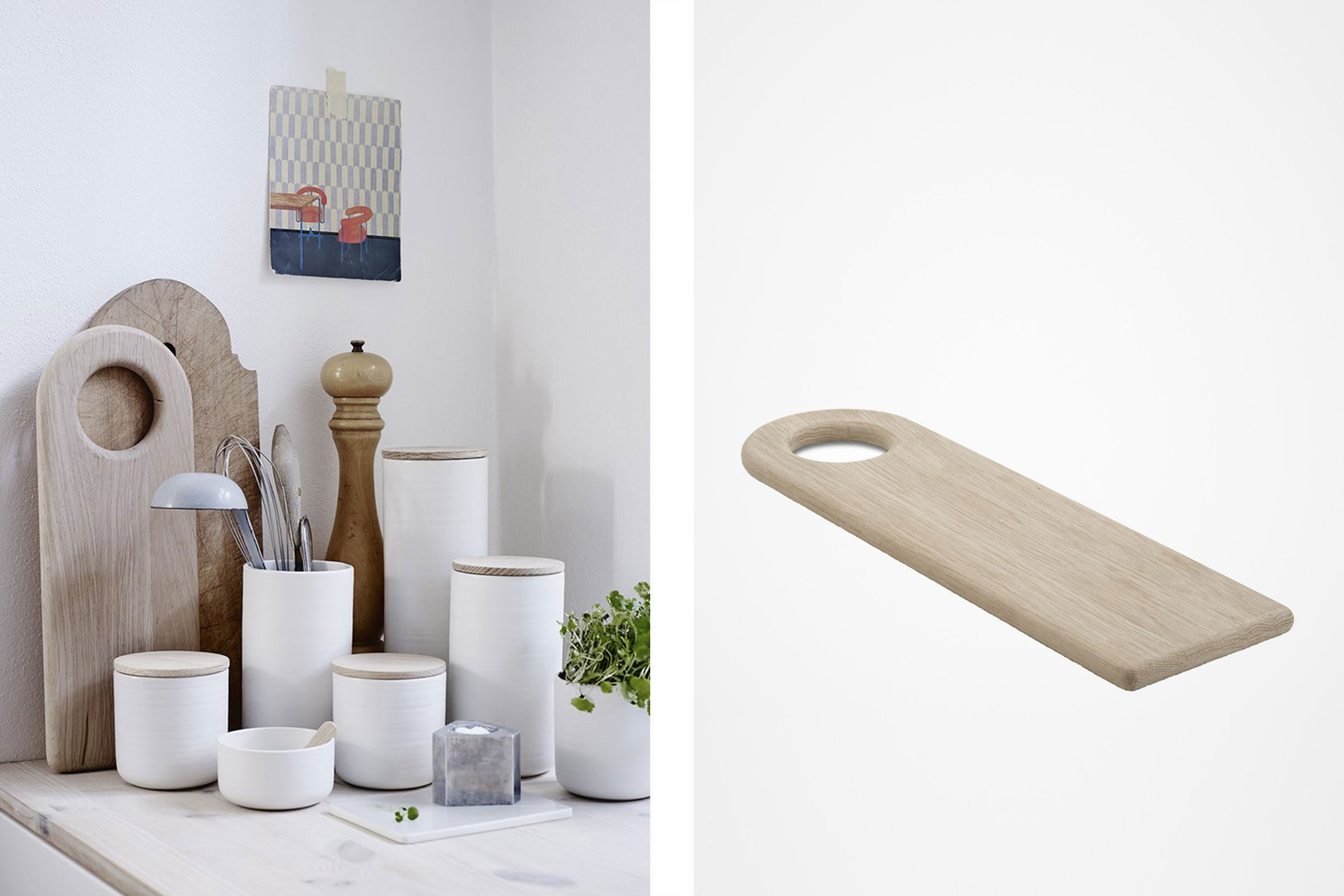 Interior Refresh: Minimalist Kitchen Essentials
