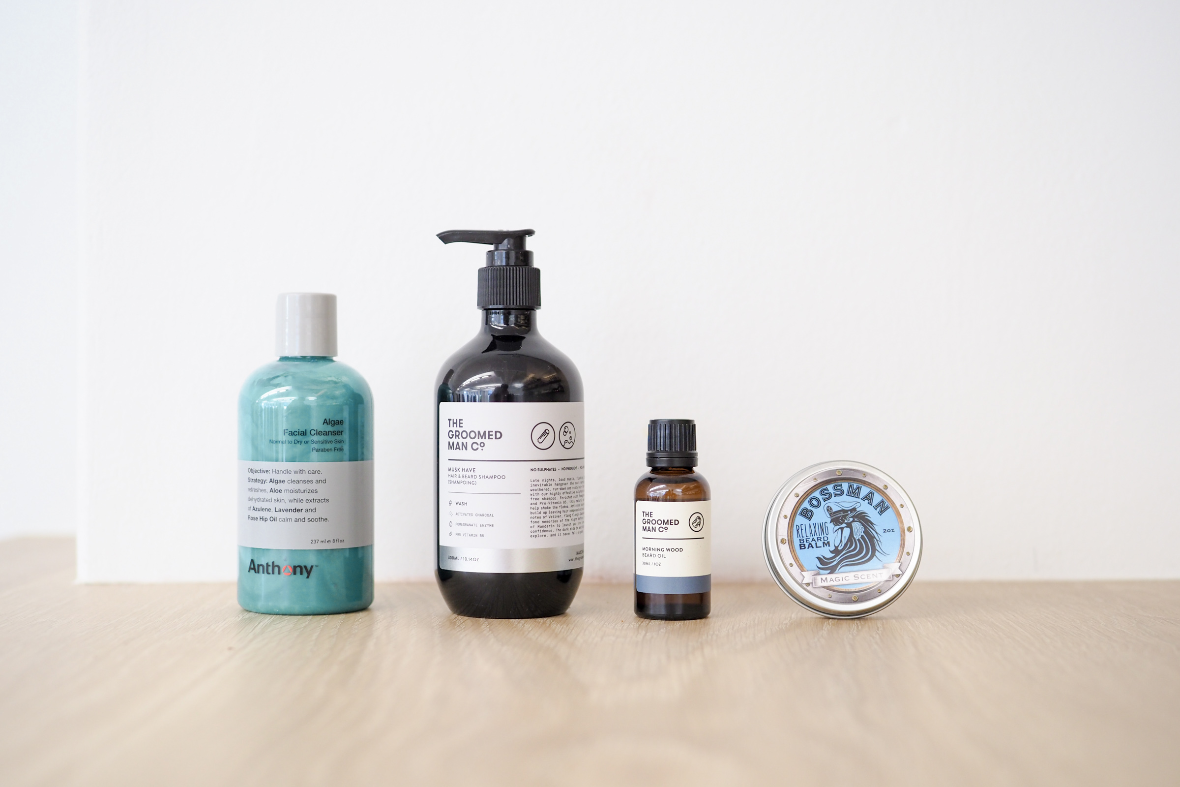 gentSac's Top Three Tips For Growing & Maintaining A Beard