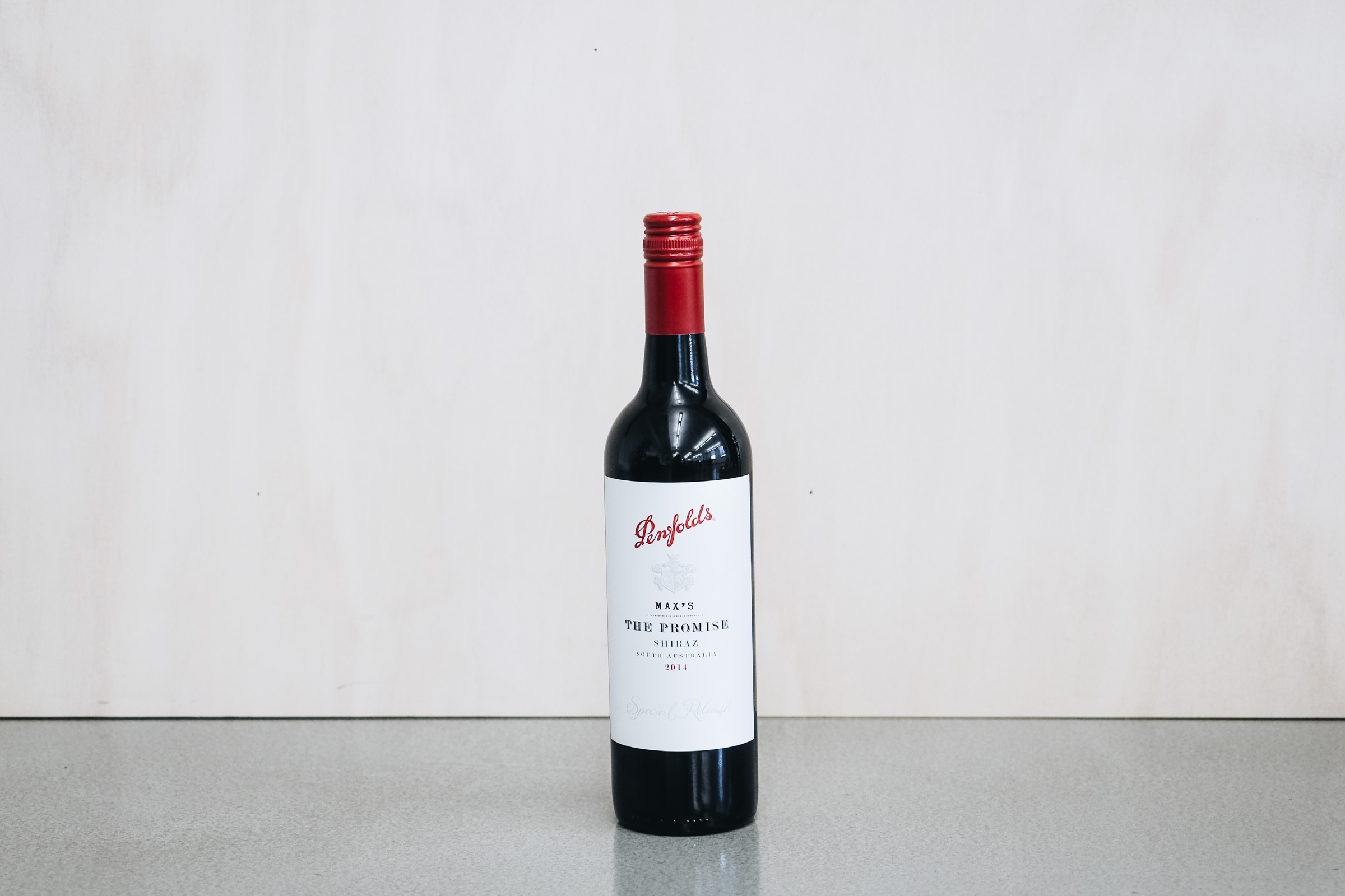 Penfolds Max's The Promise Shiraz 2014