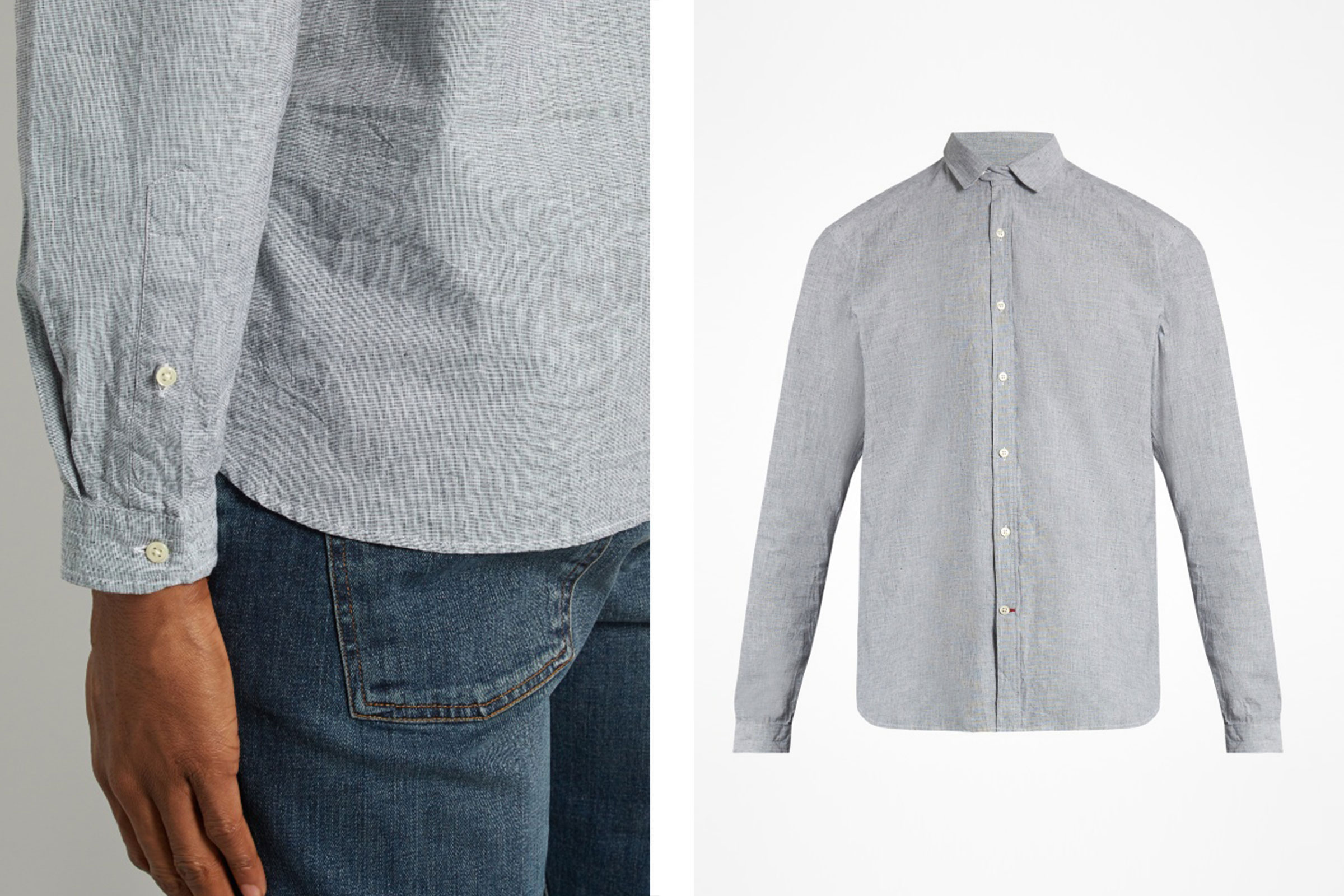 Our Men's Fashion Staples Of The Month