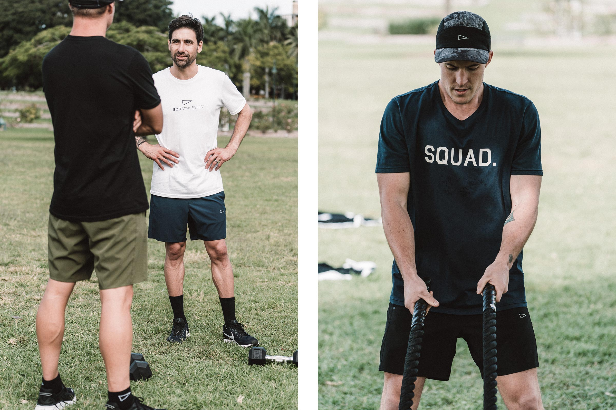 New Season SQDAthletica Gear For Fitness & Life