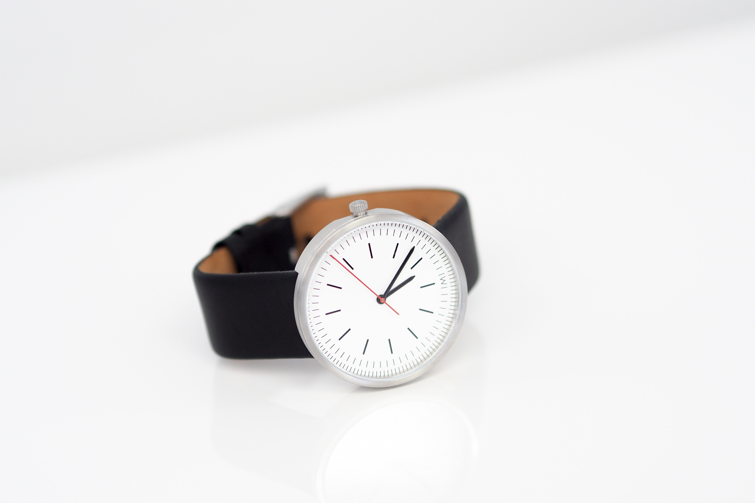 Mill Project | Understated Watch Design