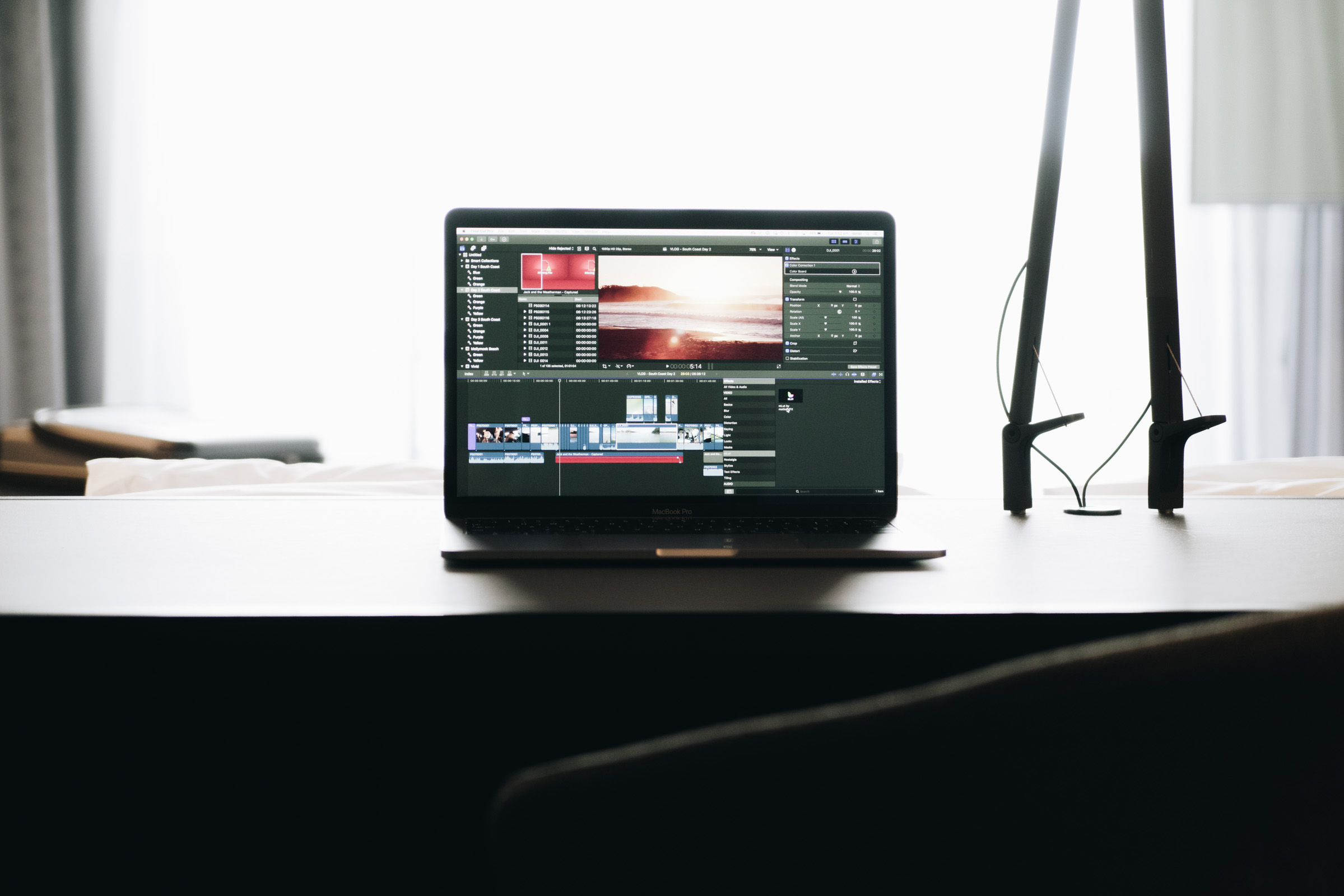 MacBook Pro and Final Cut Pro | An Impressive Pairing