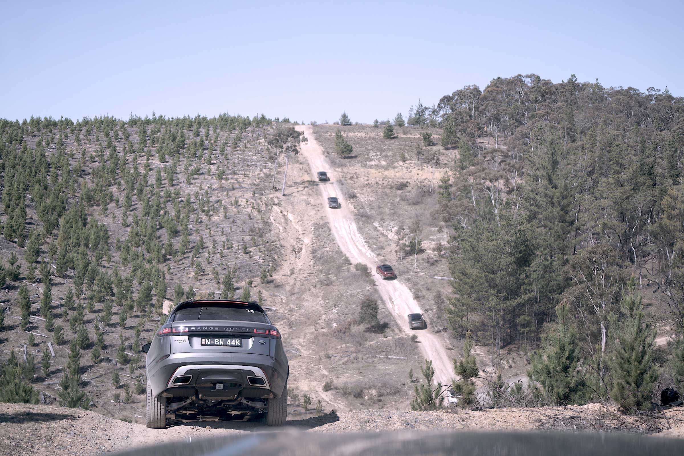 Range Rover Velar Off Road