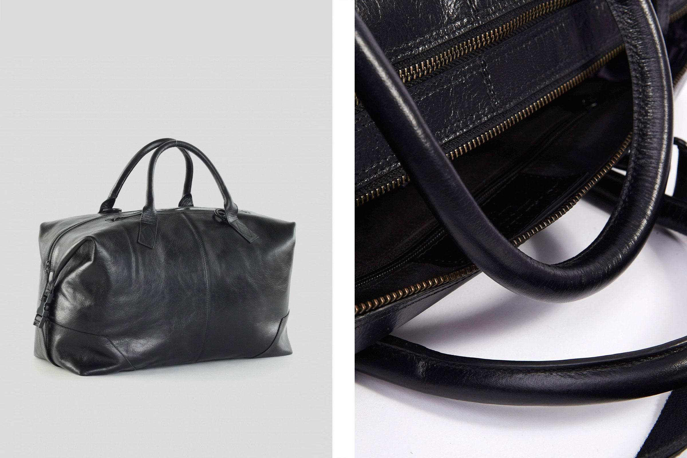 Leather Edit: Fashion, Accessories & Homewares
