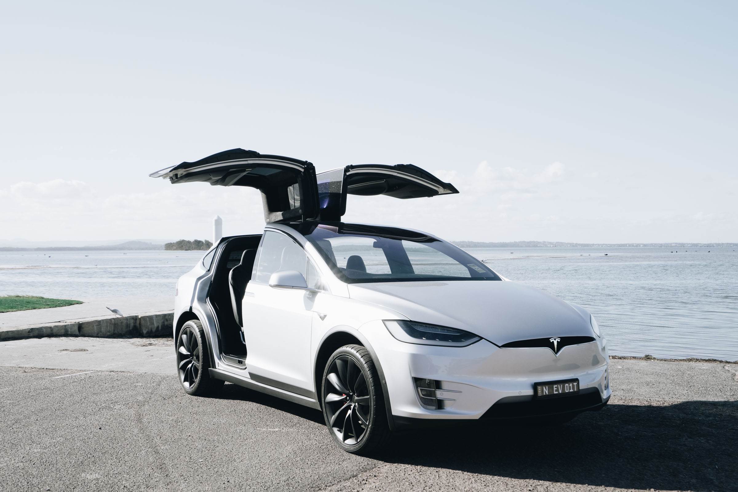 Tesla Model X P100D Review