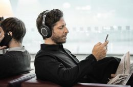 An Impressive Pair Of Headphones For Travel | Sennheiser PXC 550