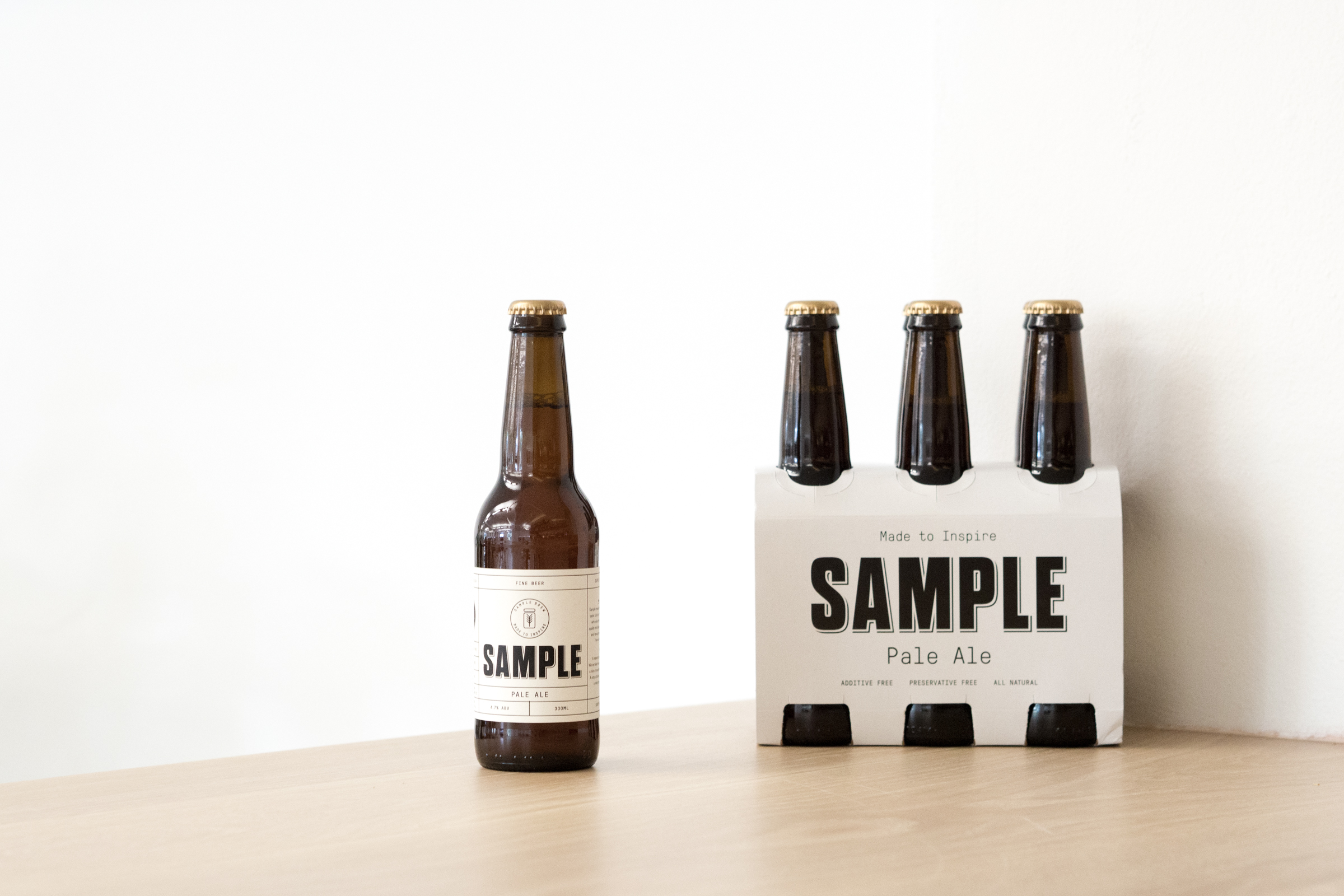 Monthly Beer Digest: SAMPLE Brew Pale Ale Review