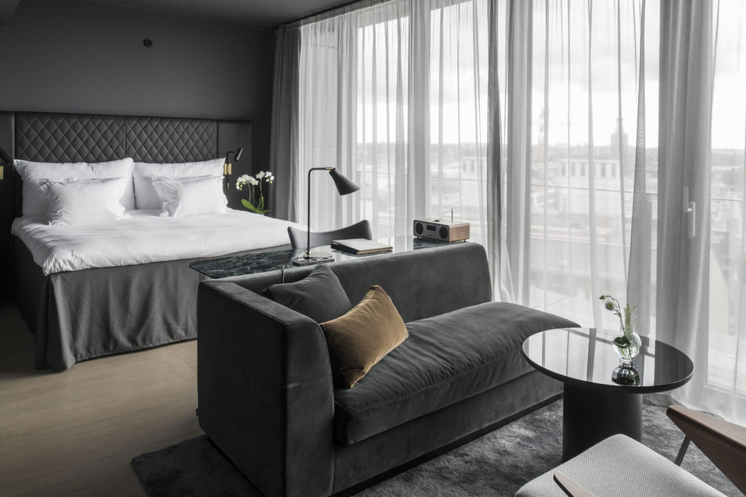 Design Hotel Of The Week: At Six, Stockholm