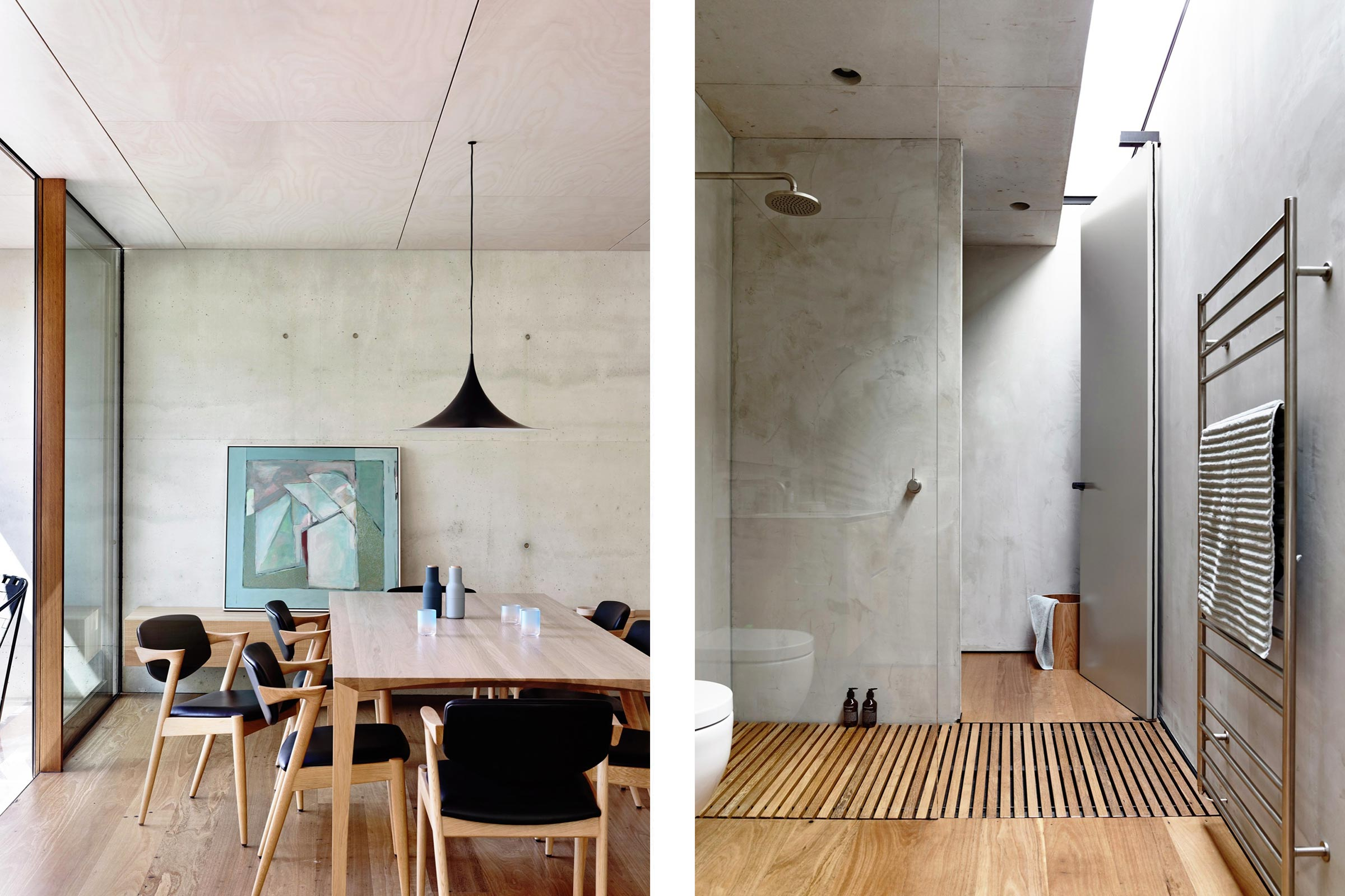 5 Of The Best Concrete Interiors