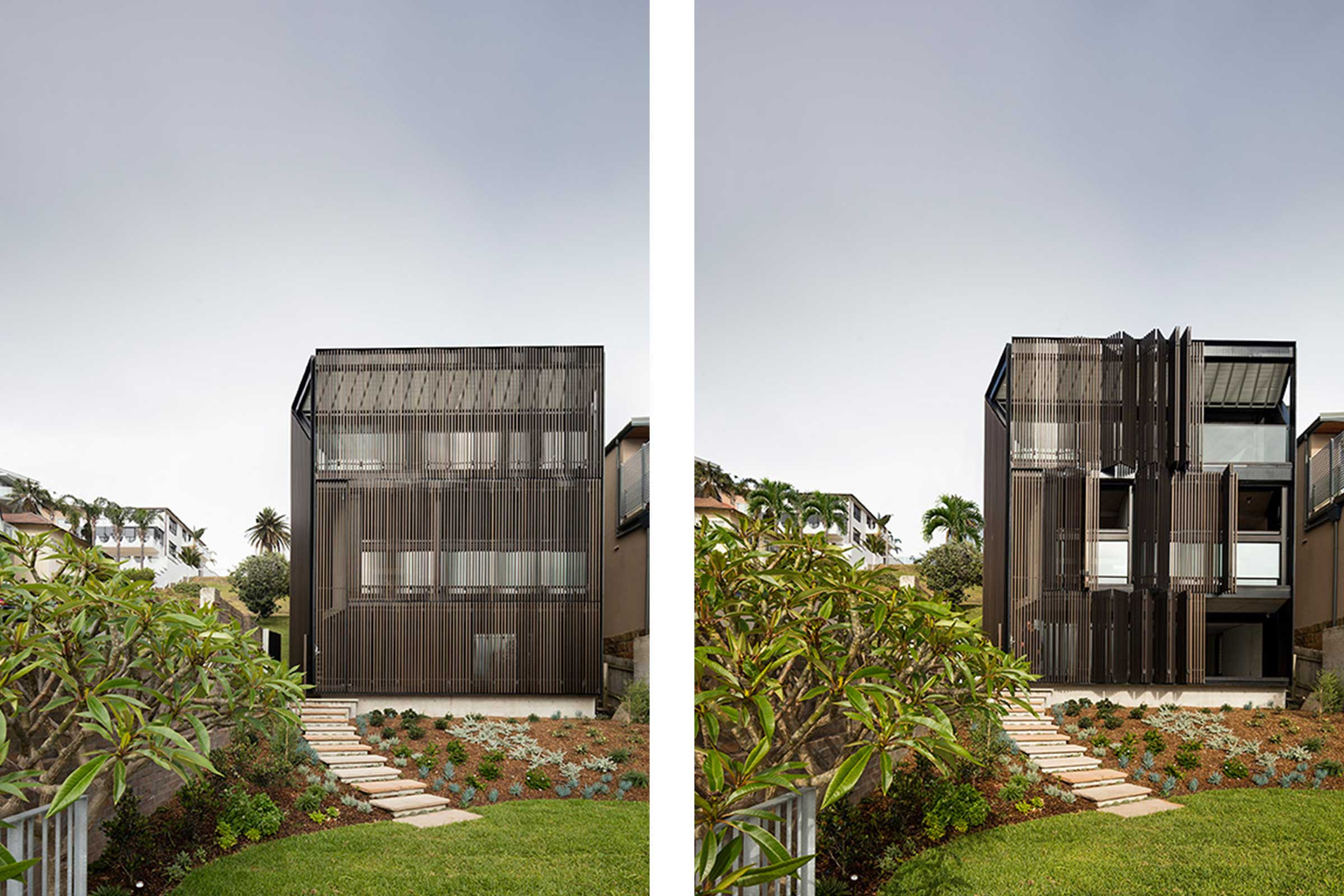 An Optical Illusion In Sydney | Coogee House