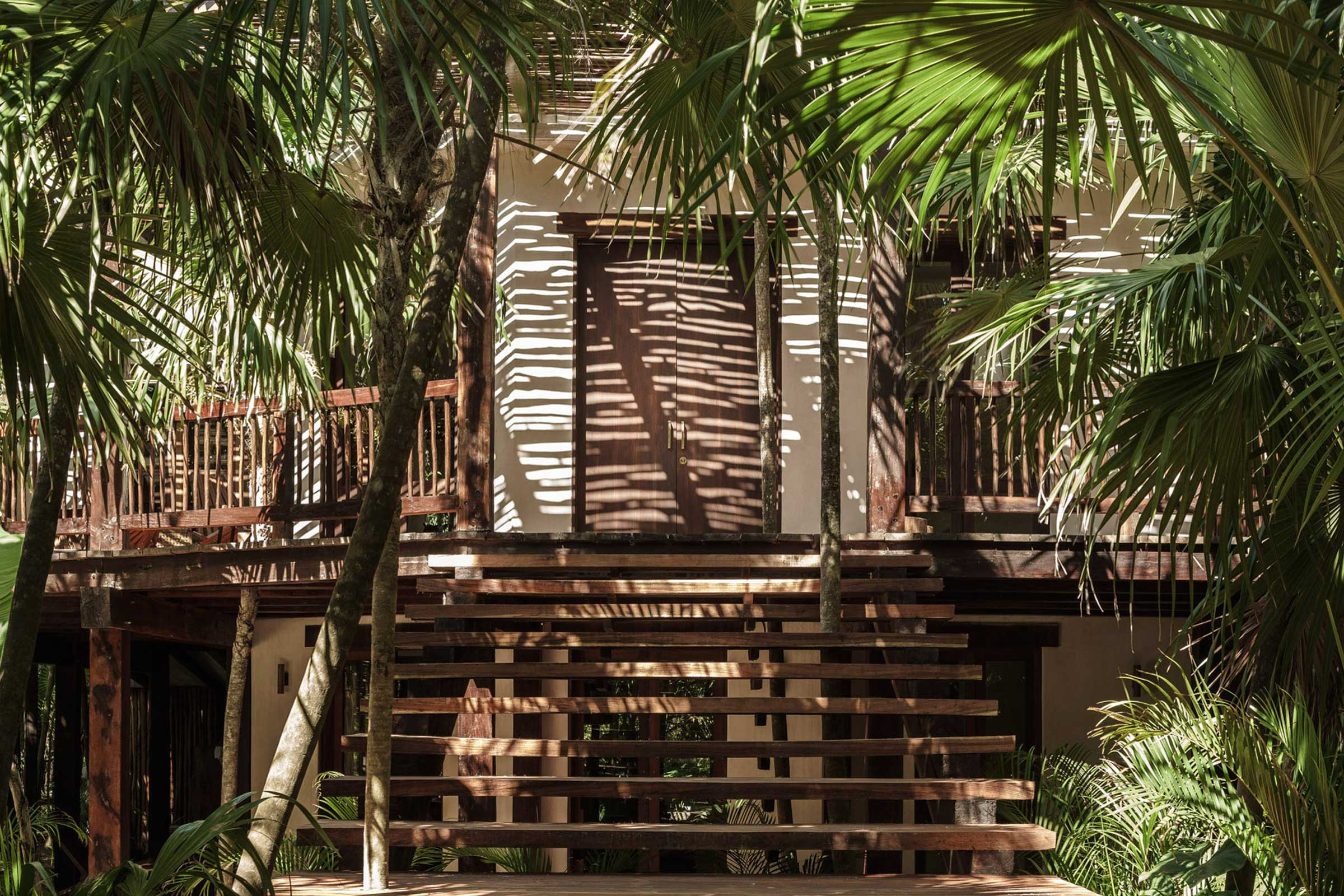 Design Hotel Of The Week | A Tropical Resort In Mexico
