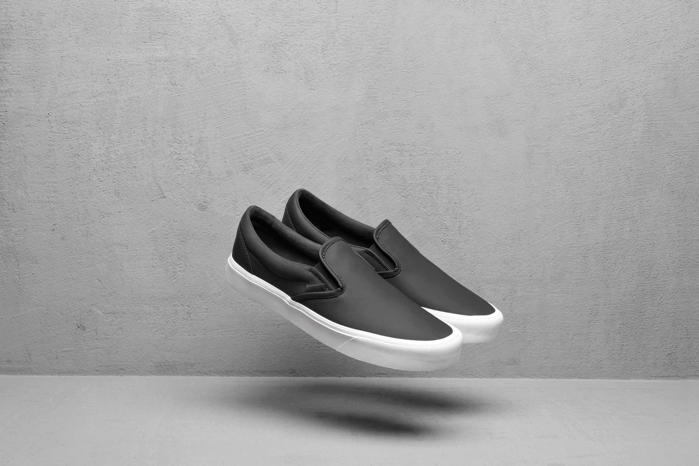 RAINS x Vans – Slip On Lite Sneakers Best New Sneakers 8bcb0d524