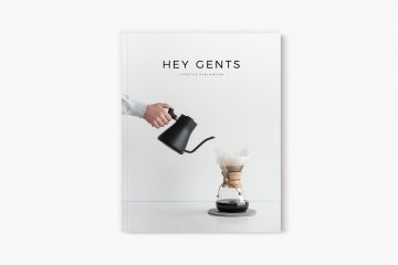 Hey Gents Magazine - Issue 03 - Cover