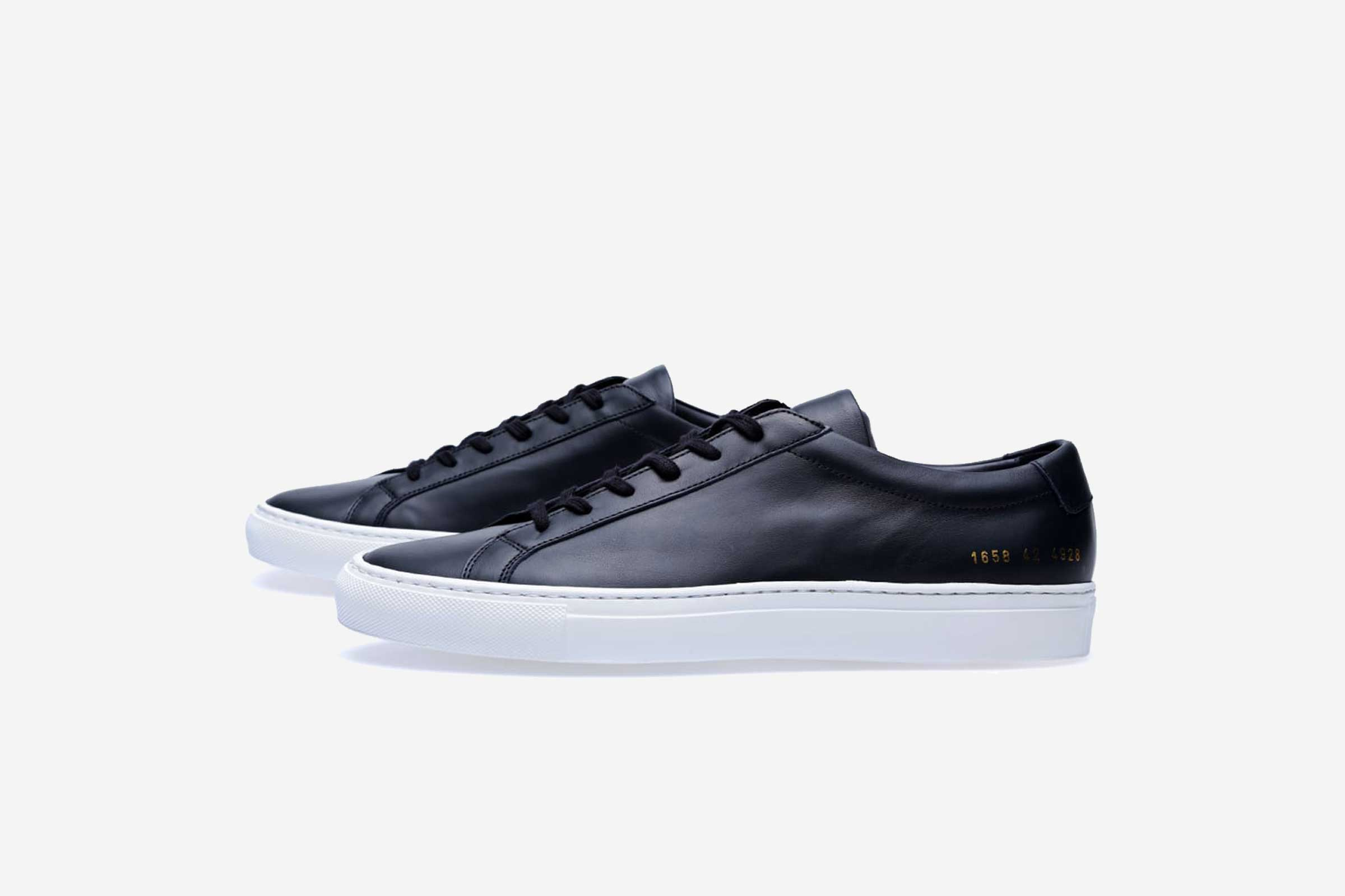 Navy Style Essentials Common Projects