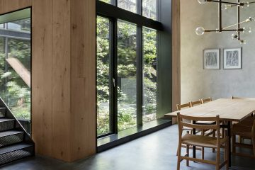 Peter's House Dining Room | Industrial Home In Copenhagen