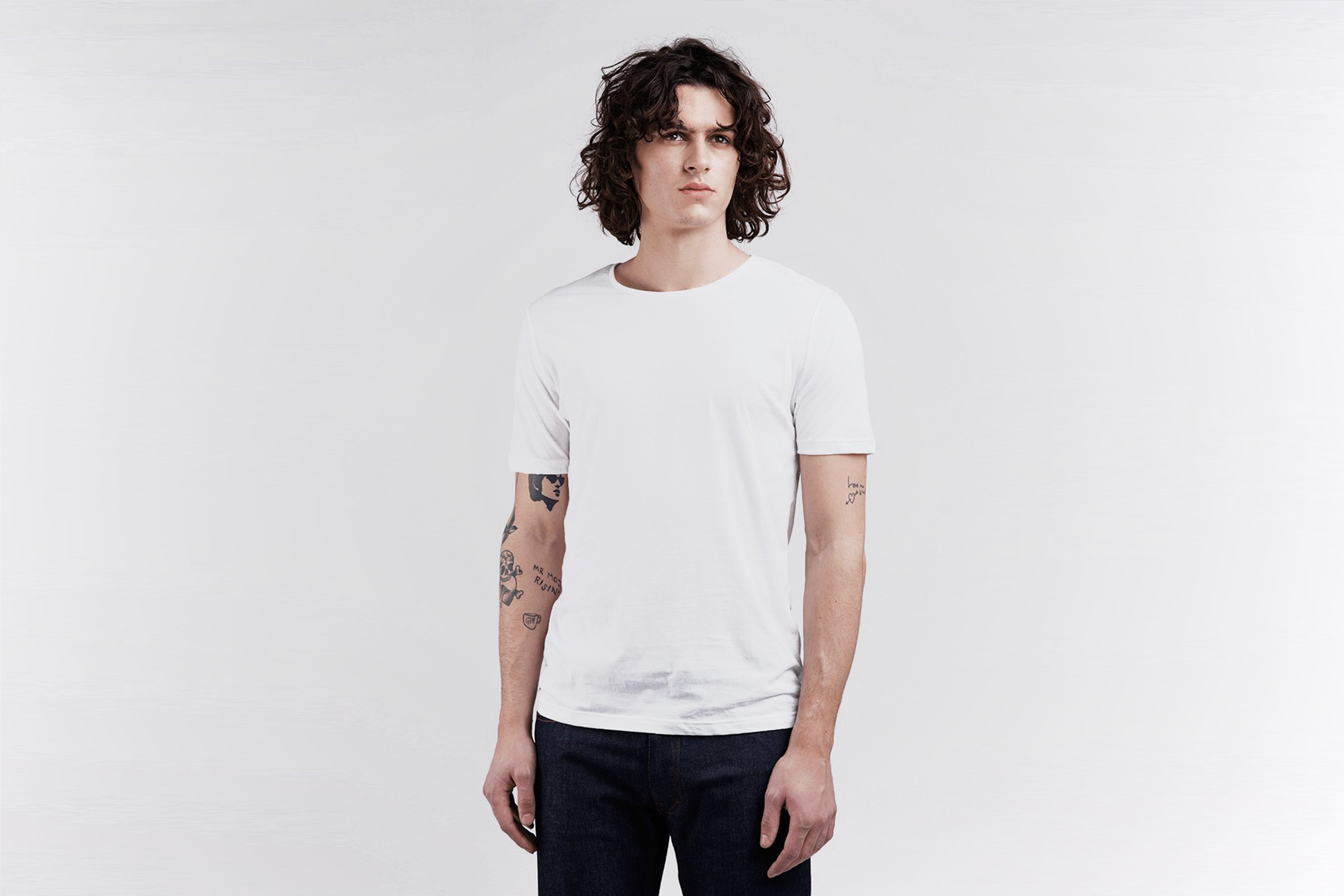 Men's Basic Tees A Days March