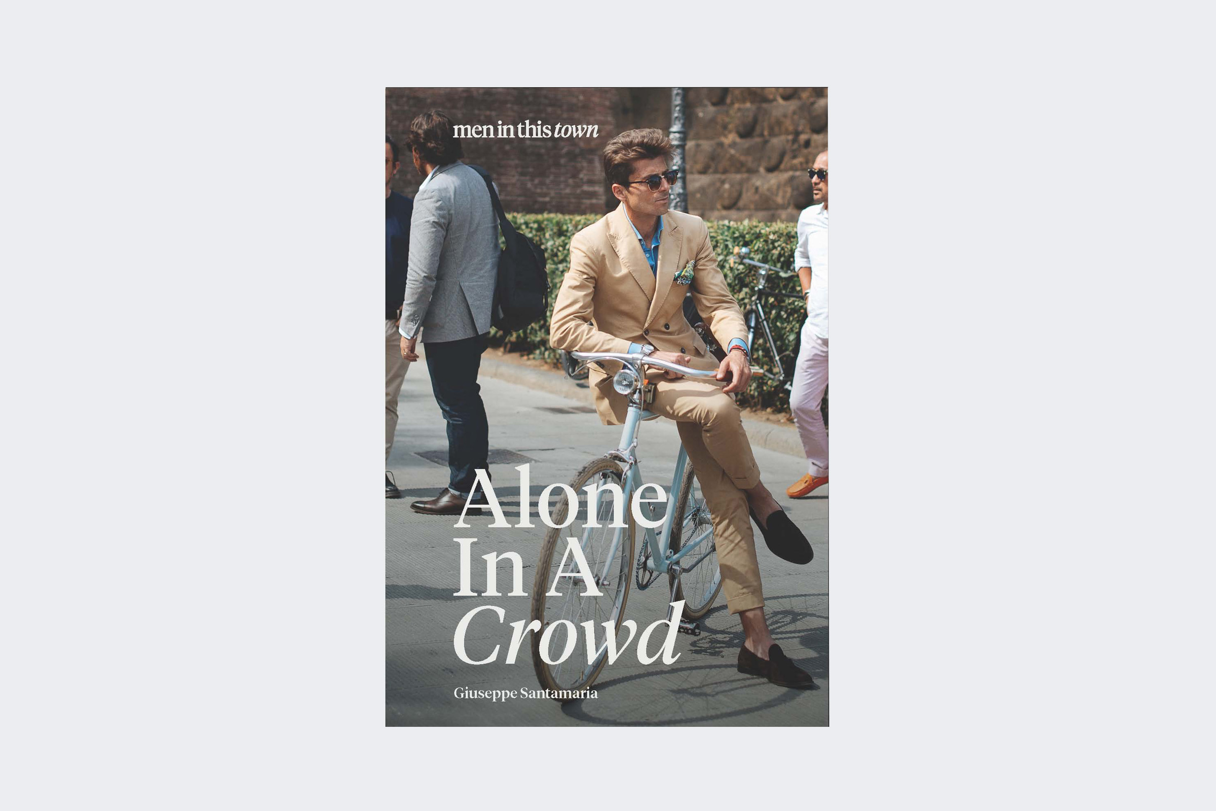 Coffee Table Books - Alone In A Crowd