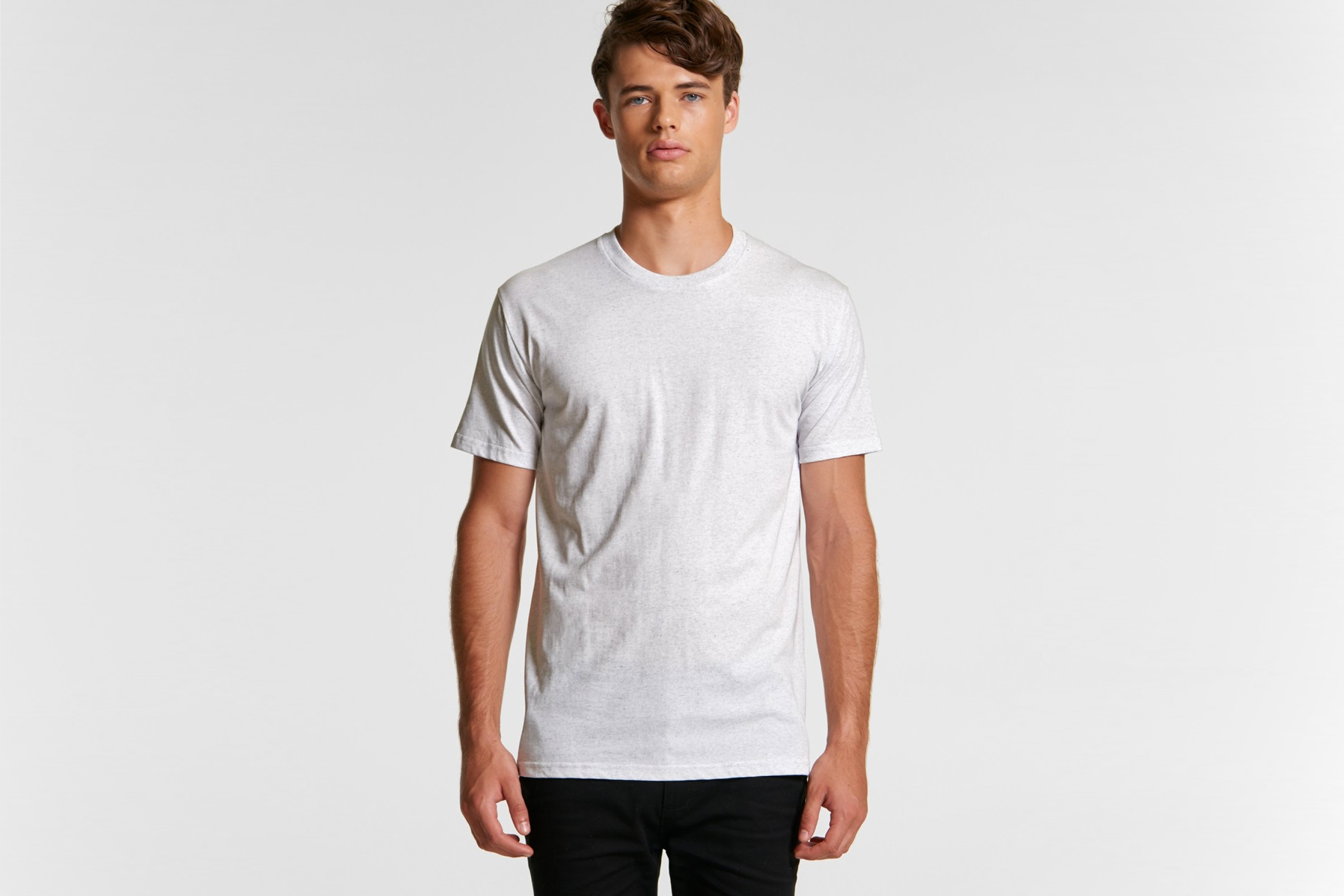Men's Basic Tees AS COLOUR