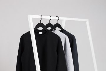 Monochrome Wardrobe - Asket Sweaters