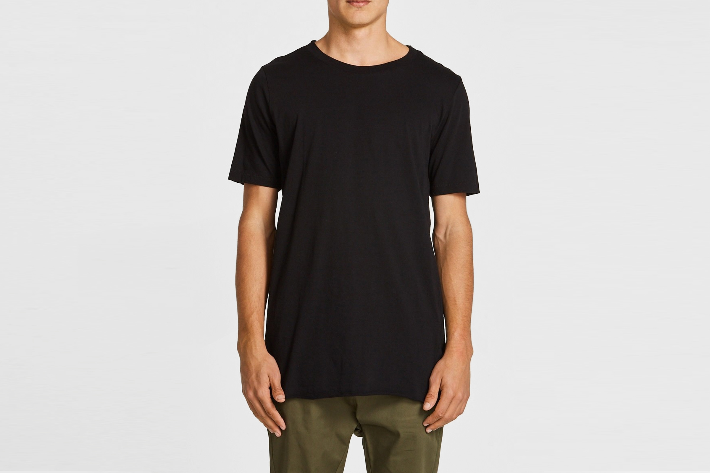 Men's Basic Tees BASSIKE