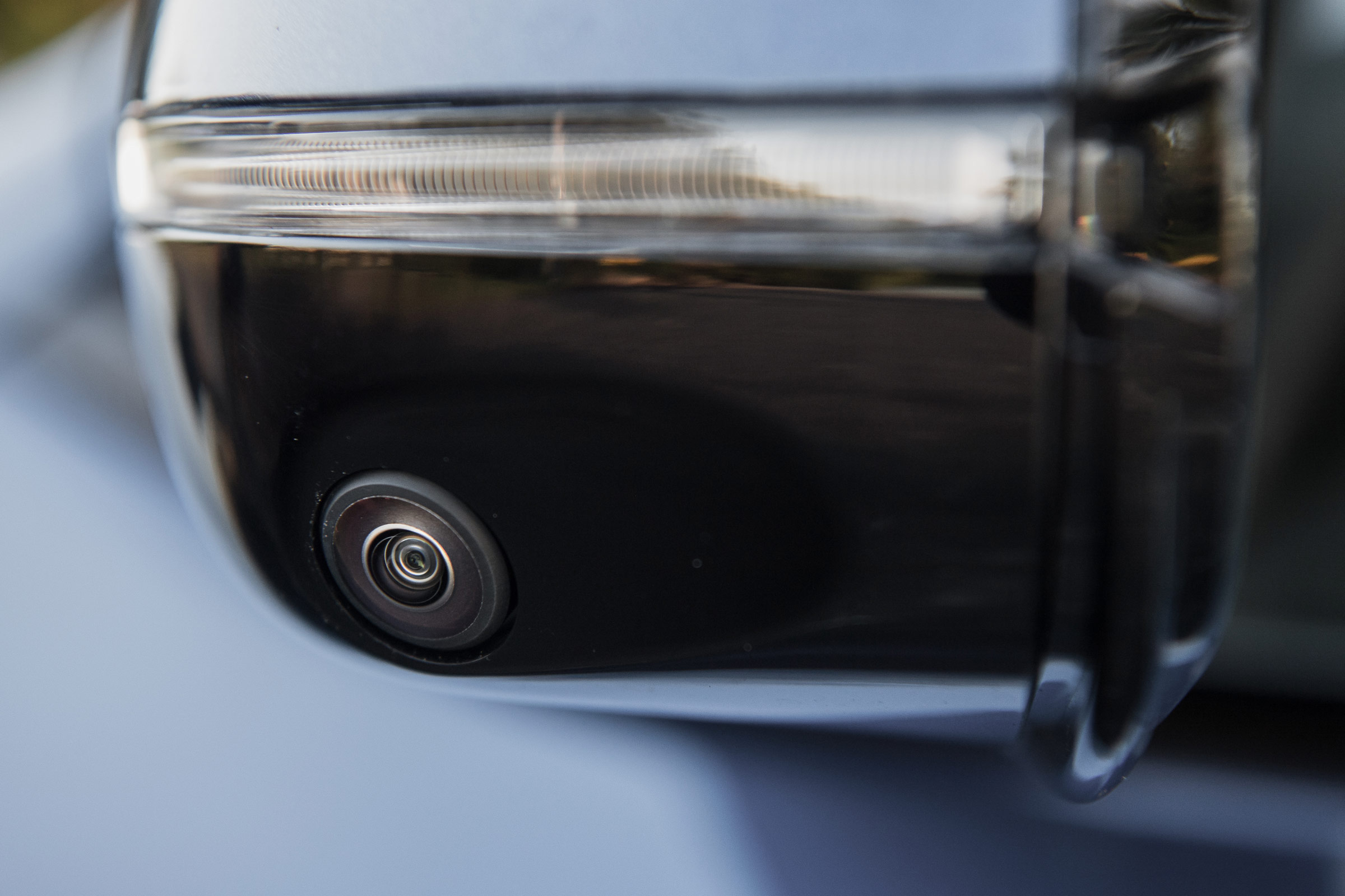 2018 BMW X3 Safety Camera