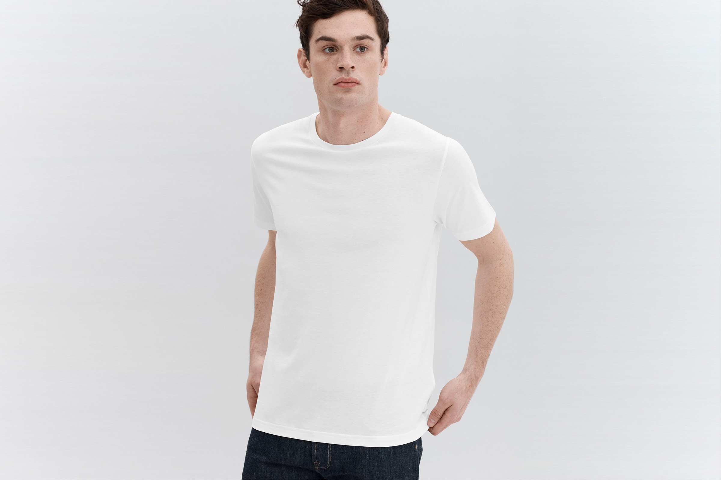Men's Basic Tees HANDVAERK