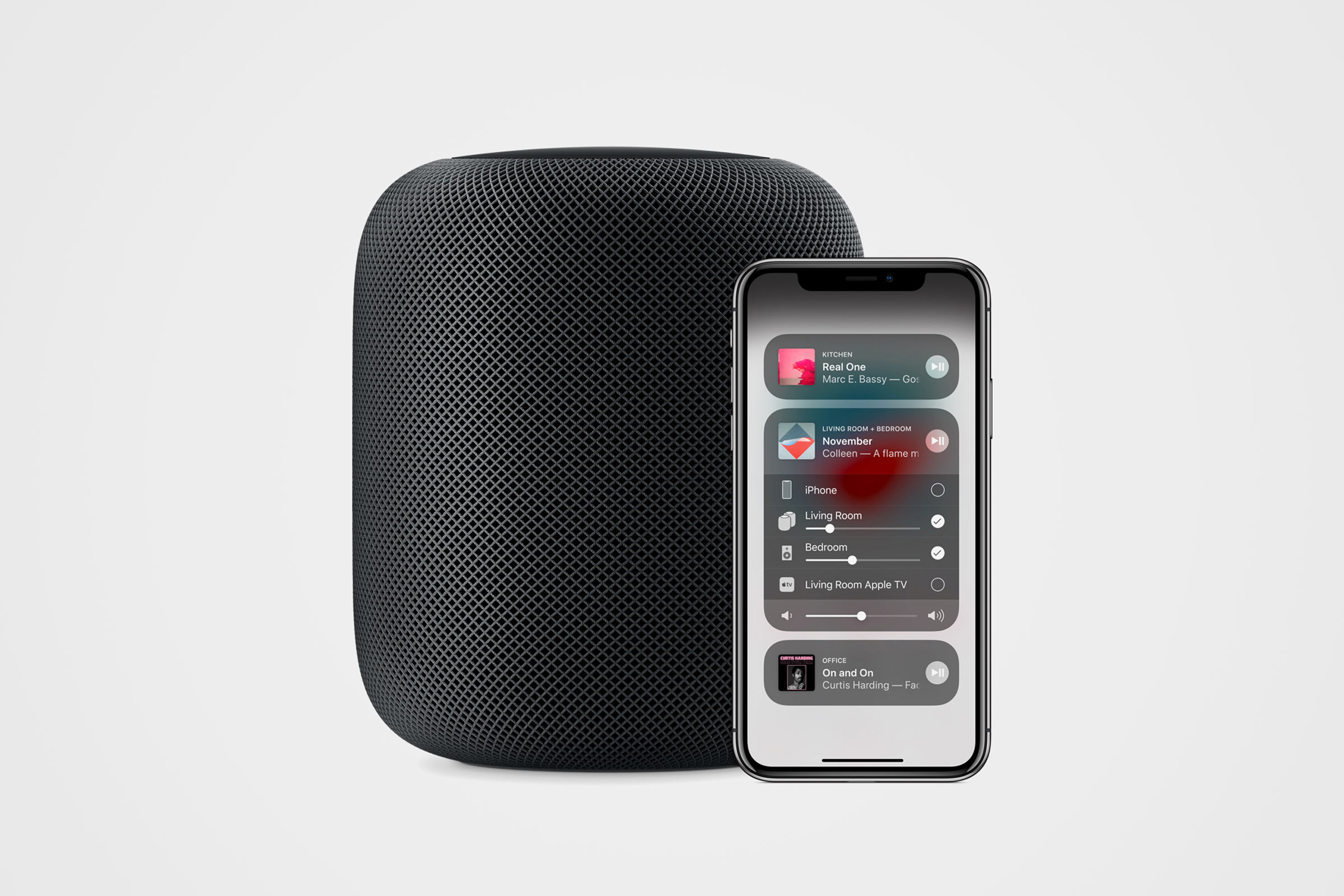 HomePod Update Phone