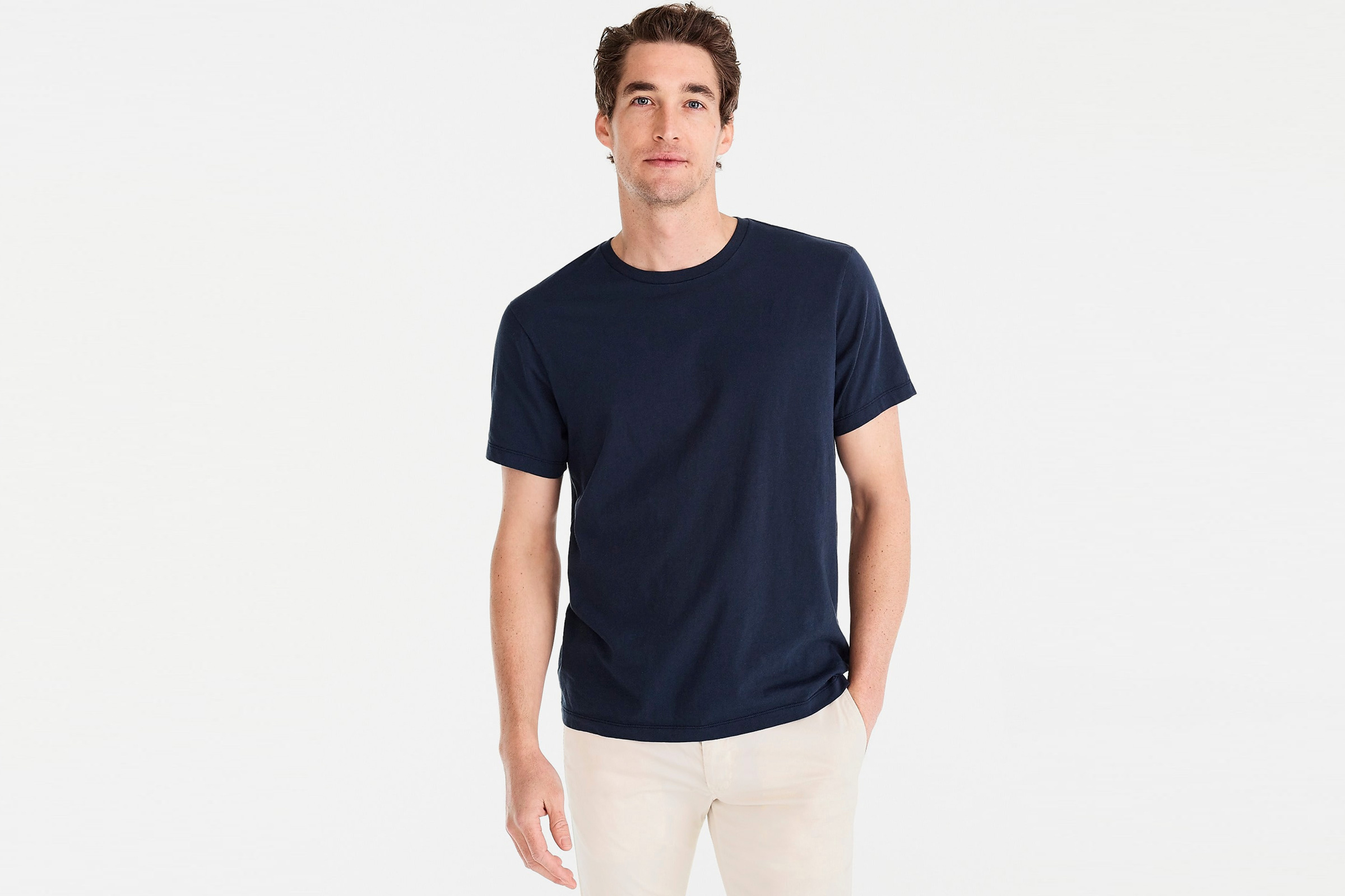 Men's Basic Tees J CREW
