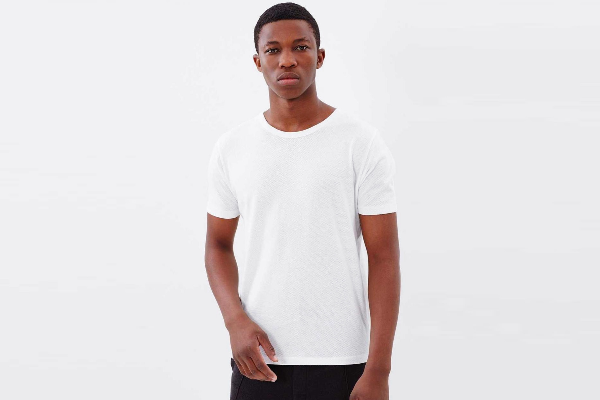Men's Basic Tees LES BASICS