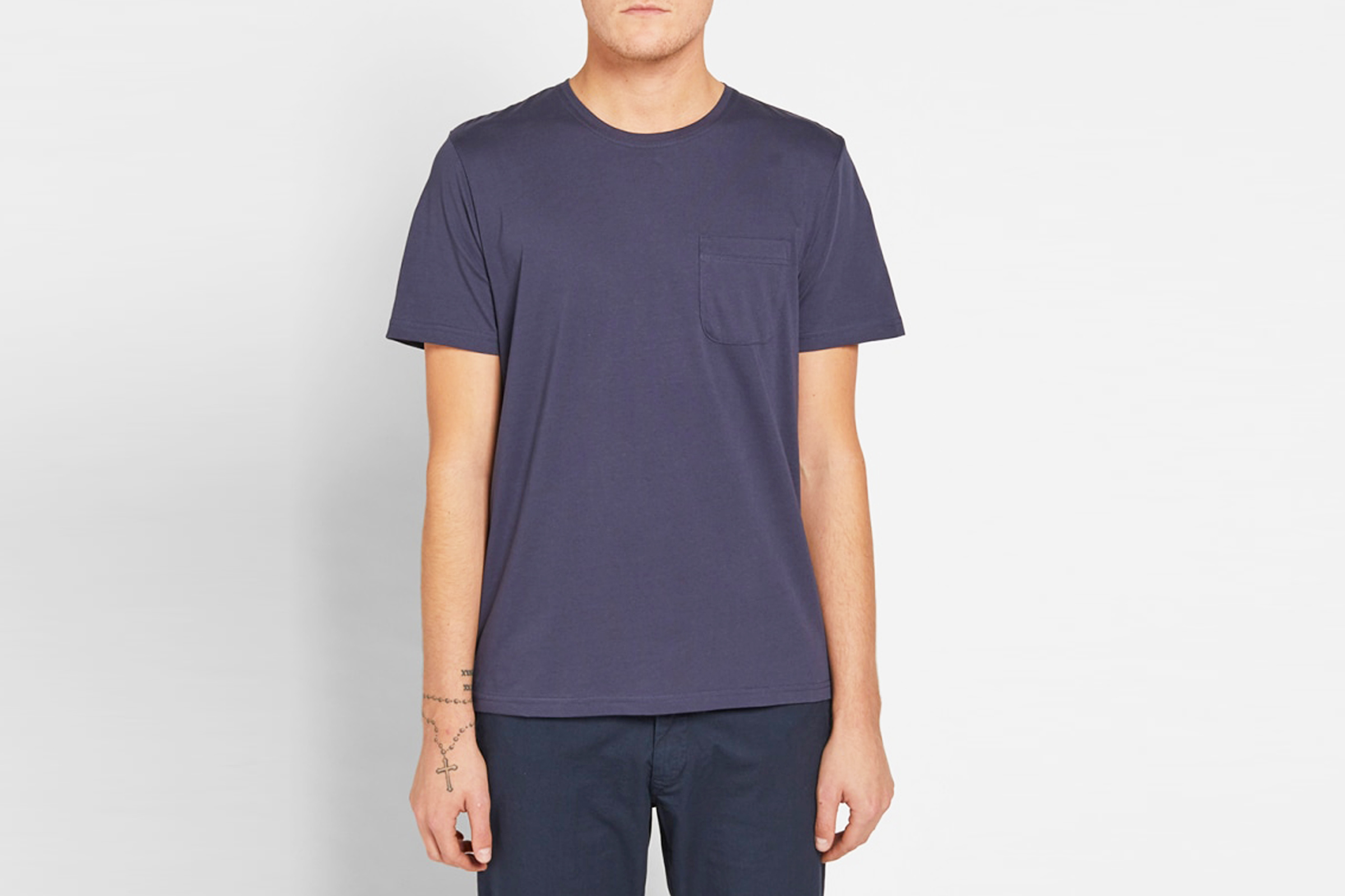 Men's Basic Tees OLIVER SPENCER