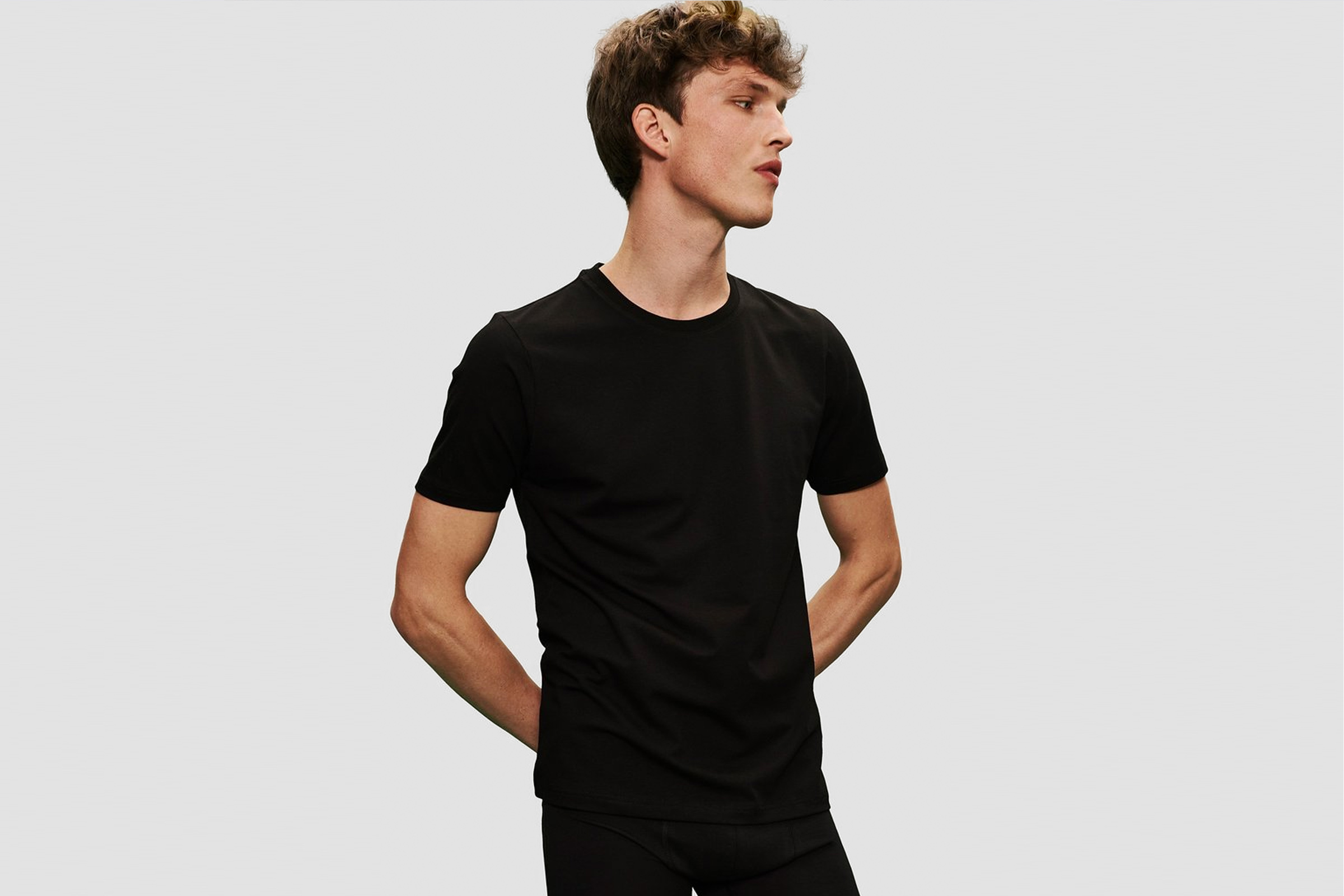 Men's Basic Tees ORGANIC BASICS
