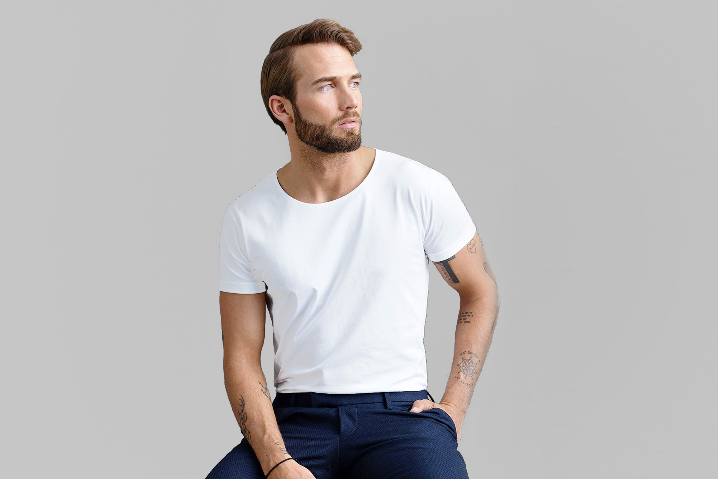 Men's Basic Tees Son Of A tailor