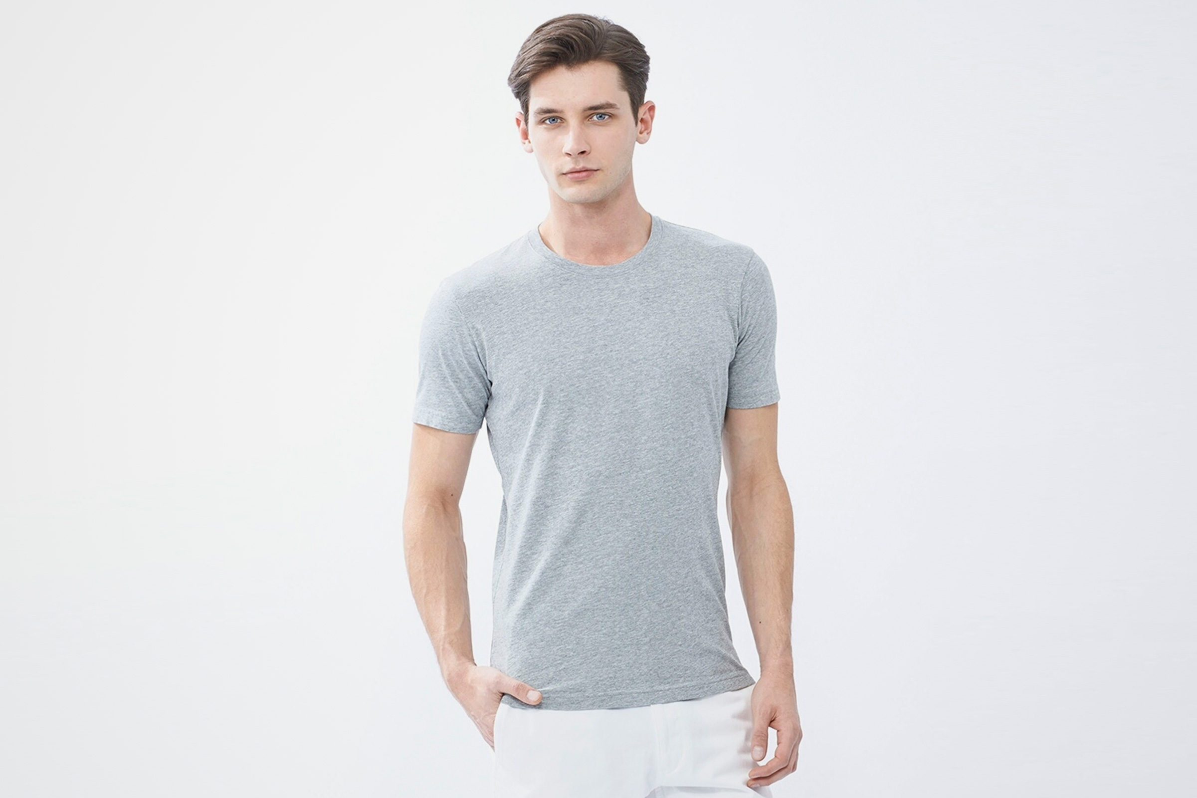 Men's Basic Tees UNIQLO