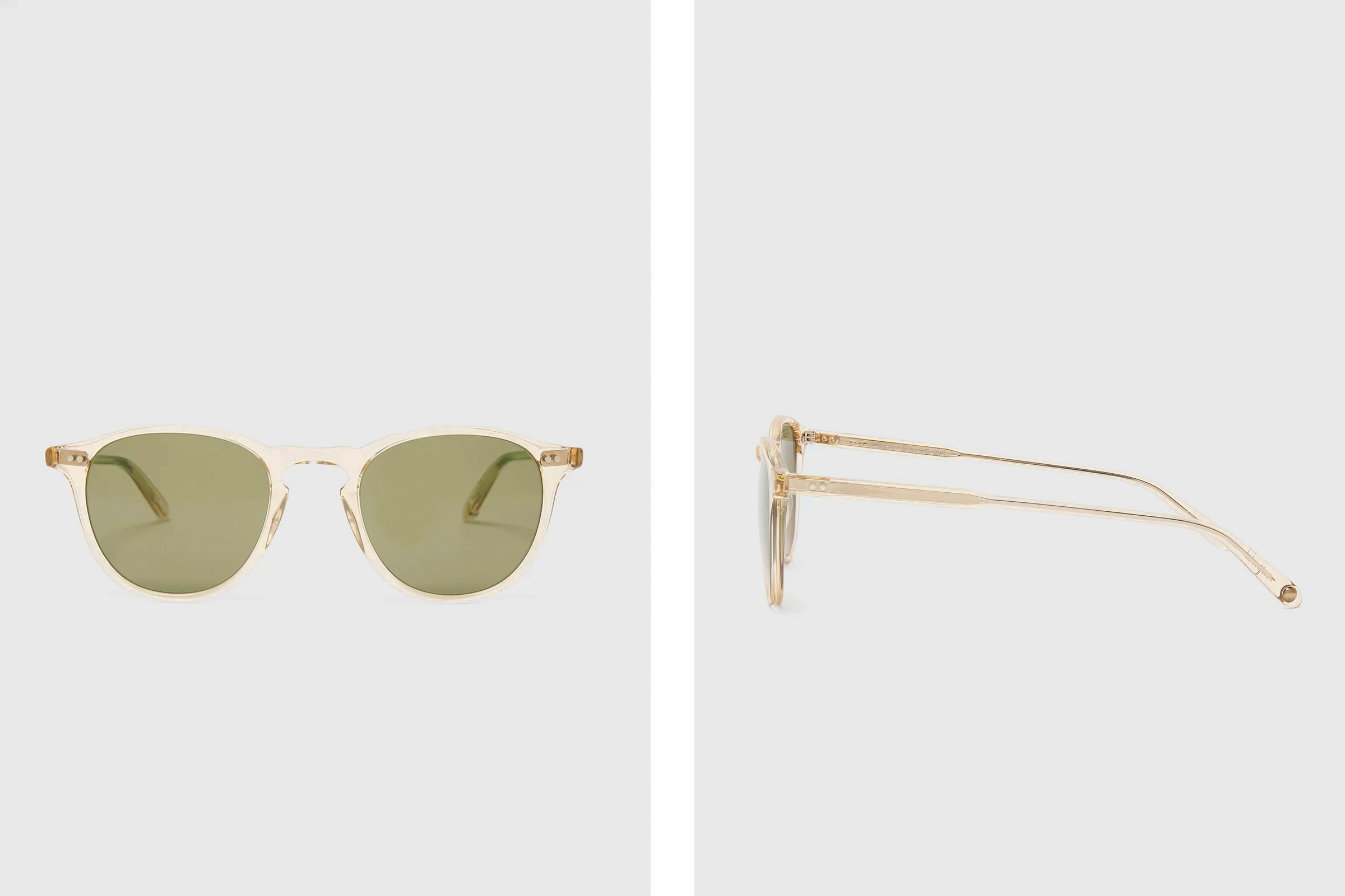 MEN'S spring style essentials - garrett leight