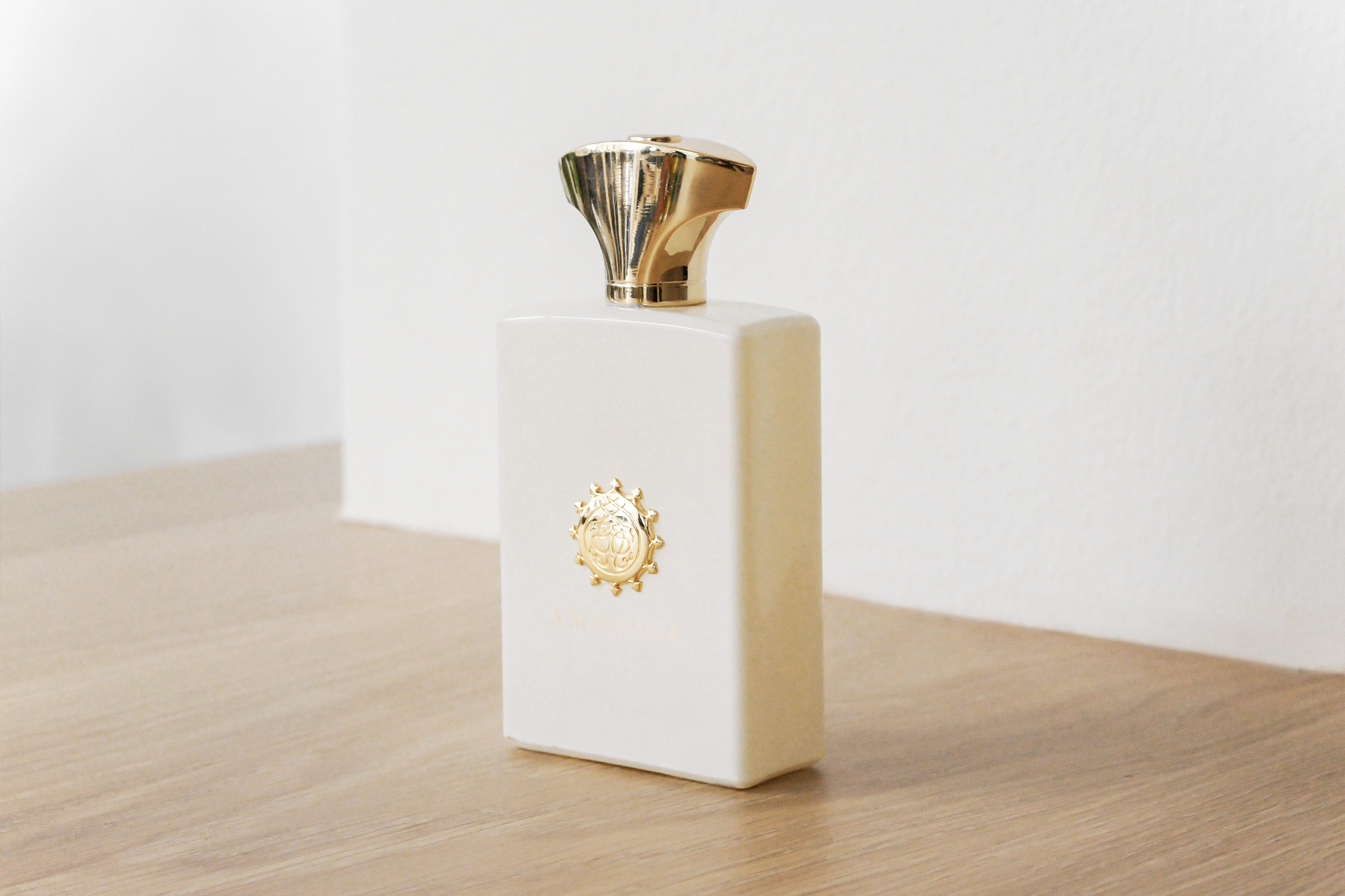 5 NEW FRAGRANCES - AMOUAGE