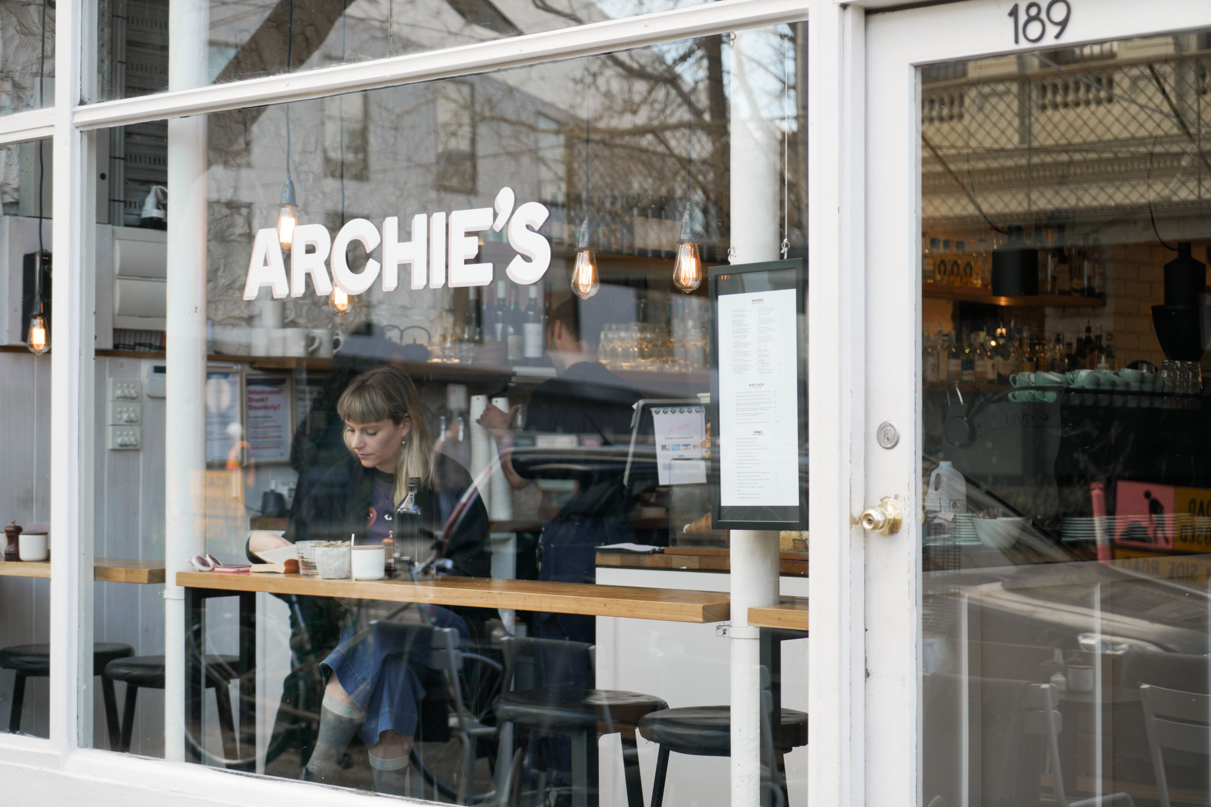 AMEX MOBILE PAYMENTS CAFE - ARCHIE'S ALL DAY