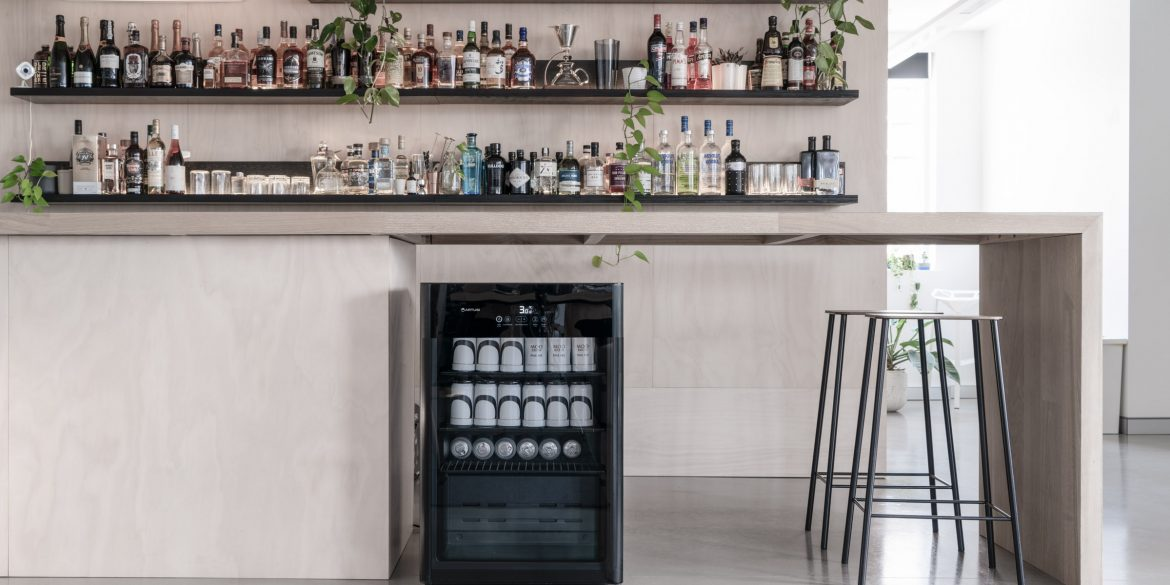 Artusi Beer Fridge