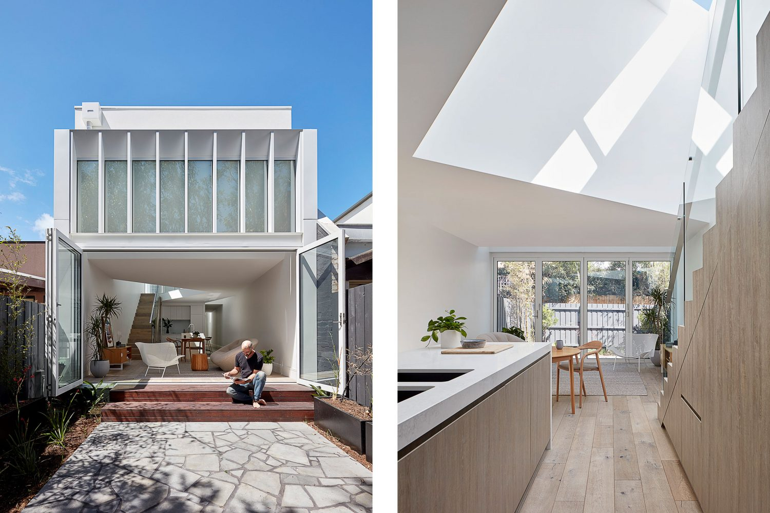 Modern Transformation Of Traditional Victorian Cottage 2