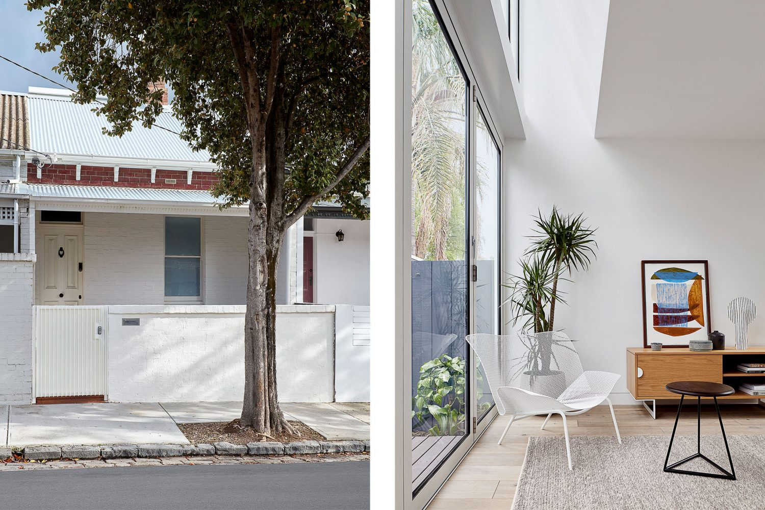 Modern Transformation Of Traditional Victorian Cottage 1