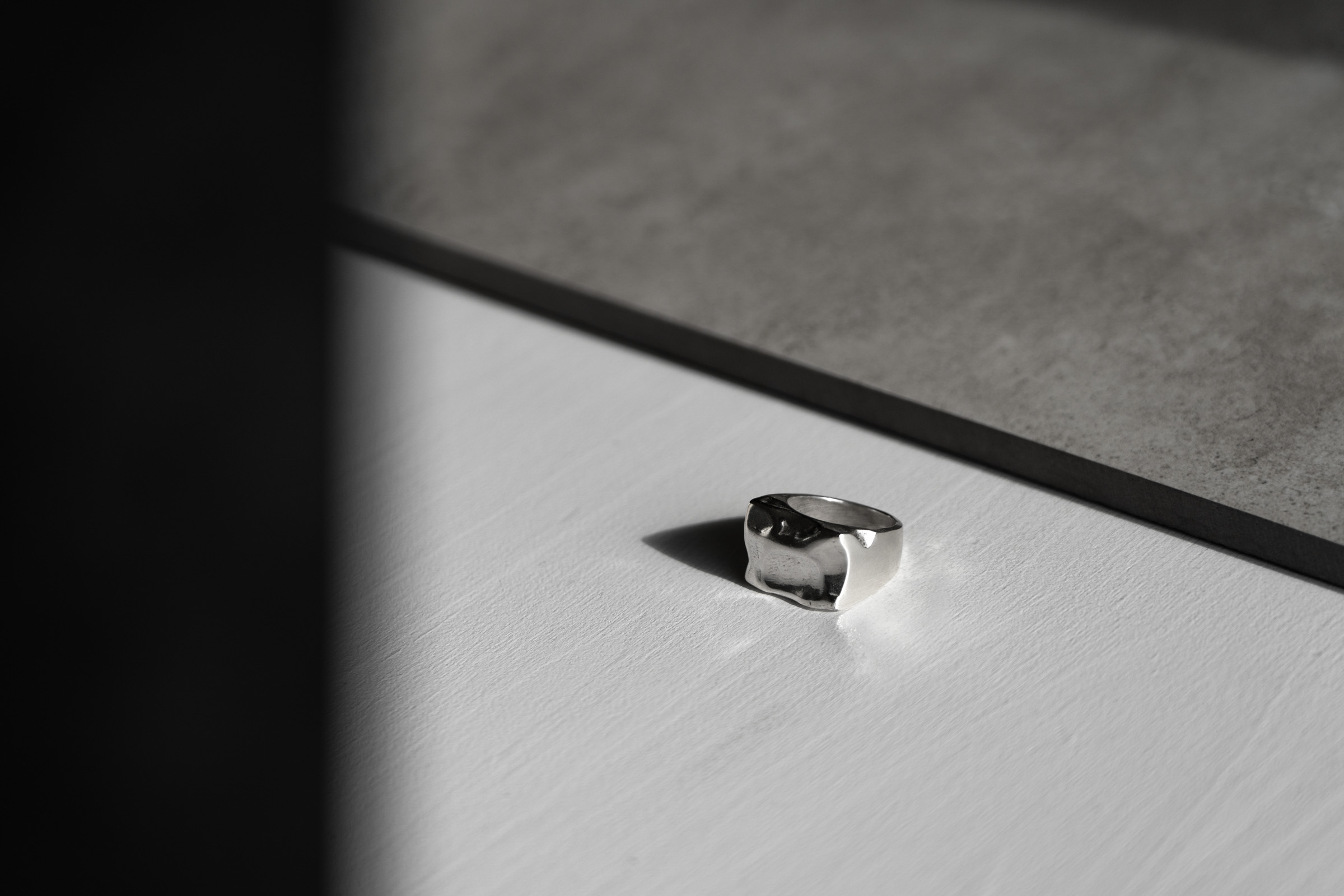Black De Ville - HEY GENTS-3 - Minimalist Jewellery