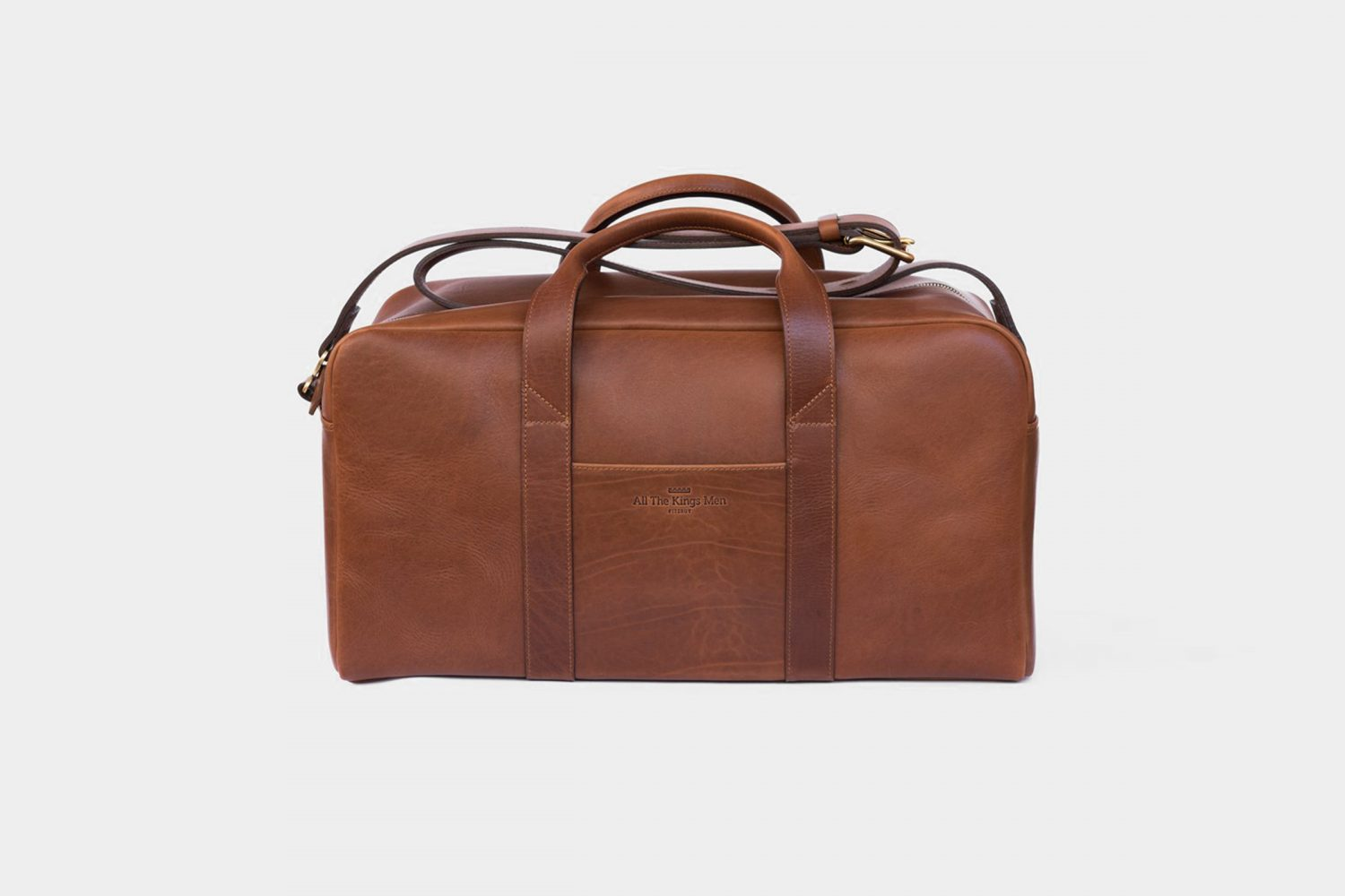 12 Things To Put on Your Christmas Wishlist - leather-duffle
