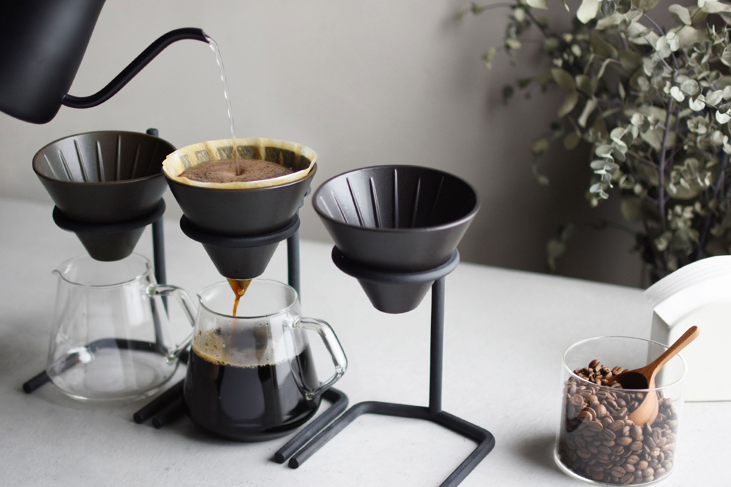 Home Gift Guide - Kinto - SCS-S04 Coffee Brewer Set