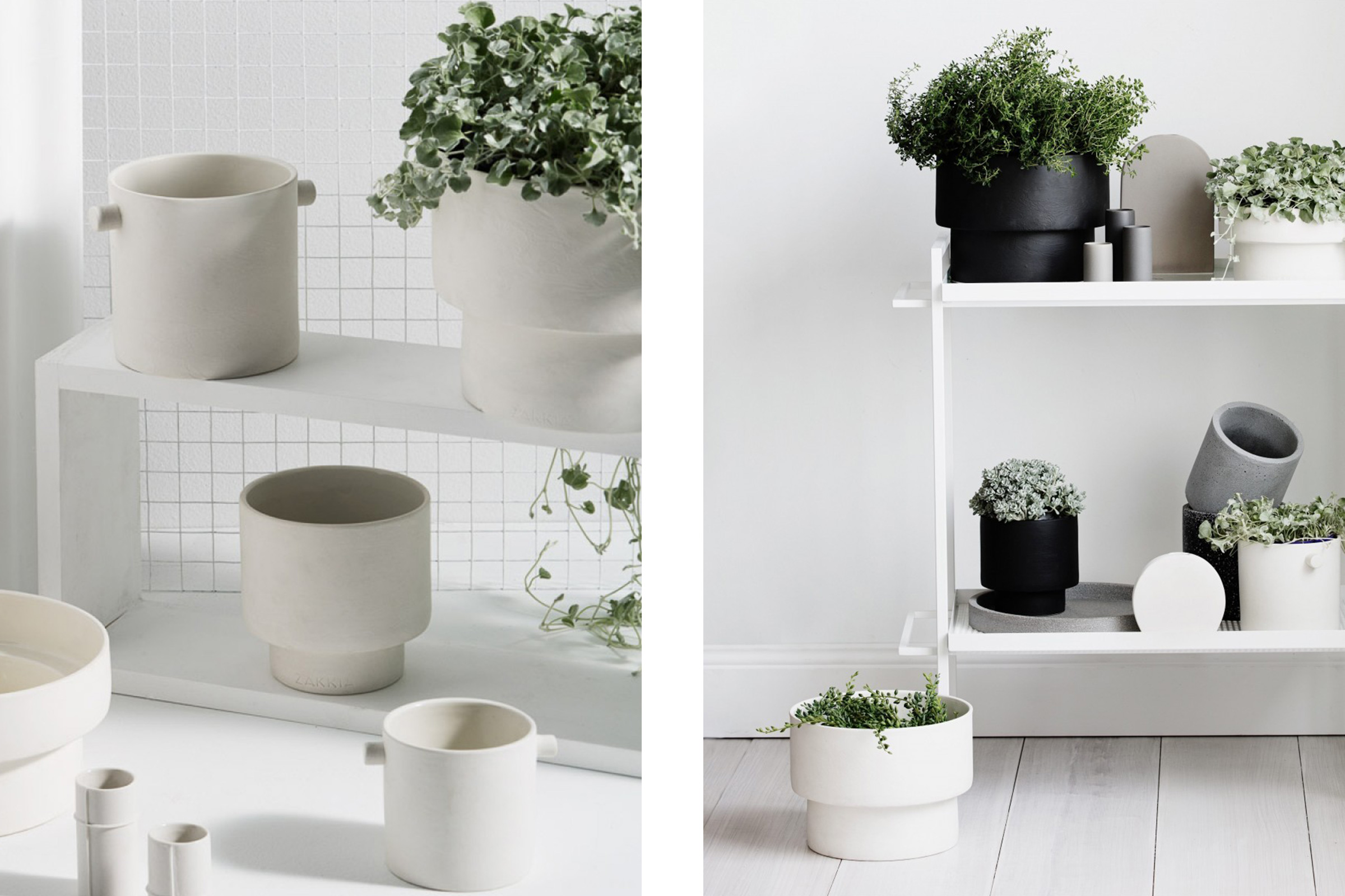 Home Gift Guide - Zakkia - Podium Pot